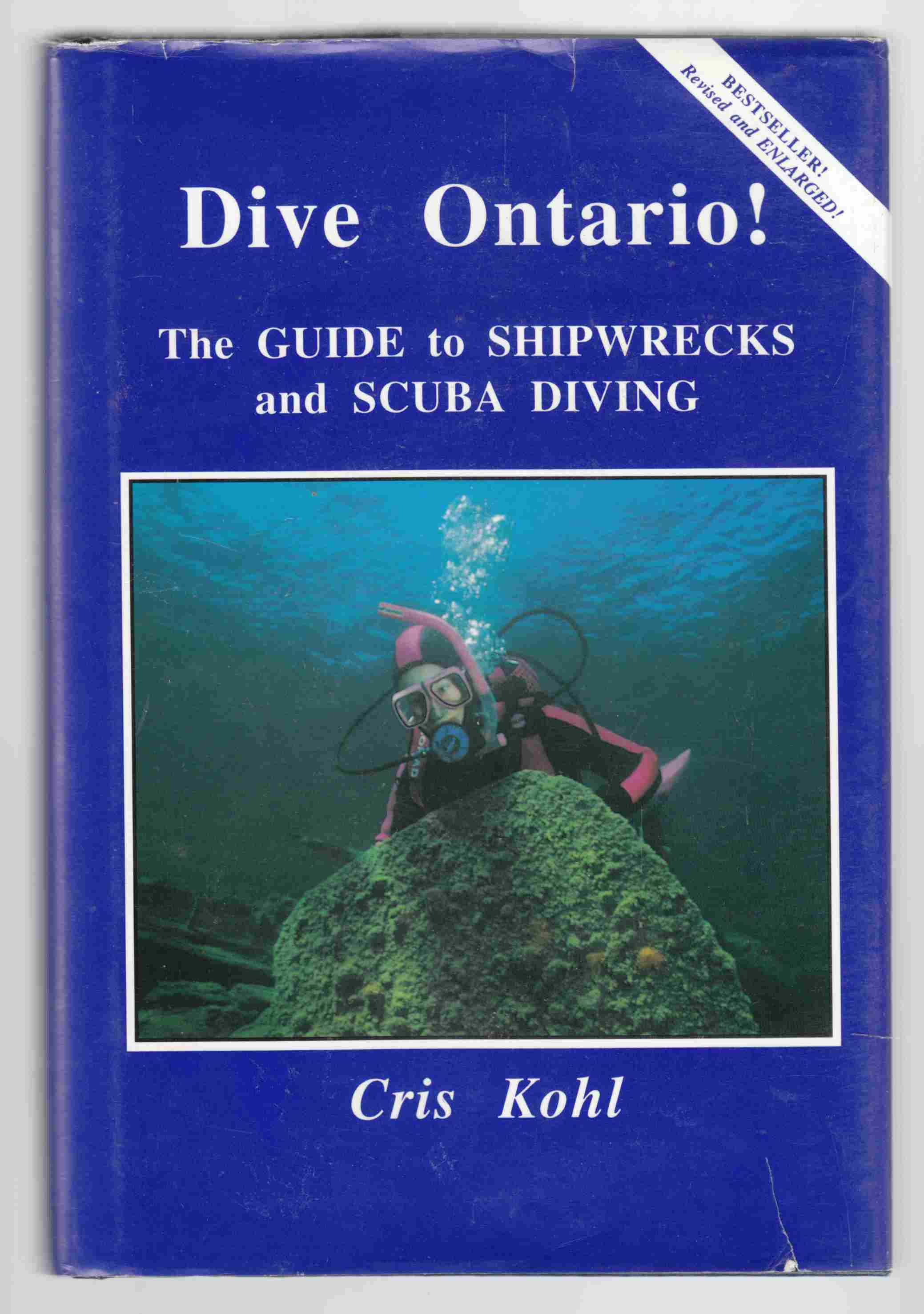 Image for Dive Ontario!  The Guide to Shipwrecks and Scuba Diving