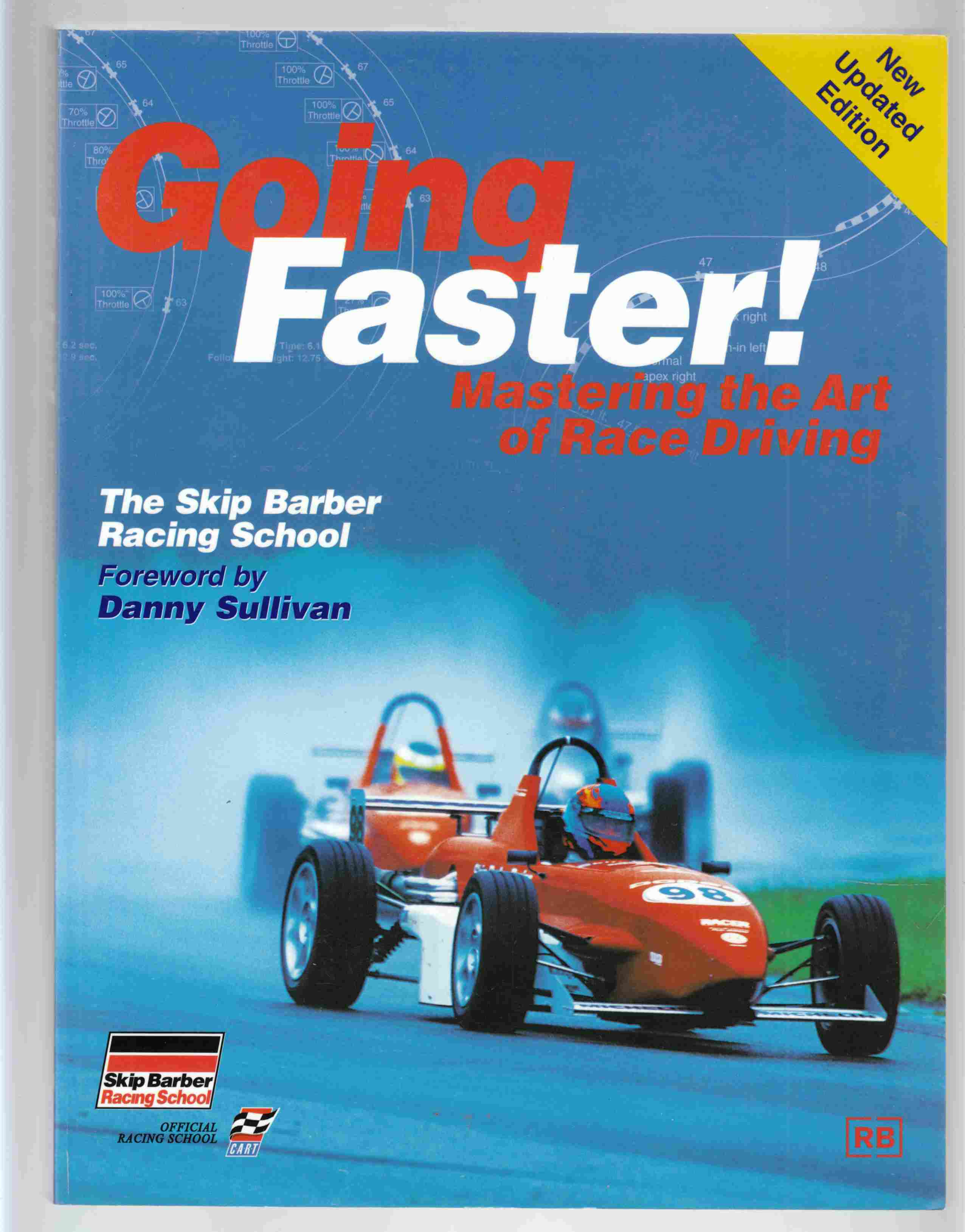 Image for Going Faster!  Mastering the Art of Race Driving