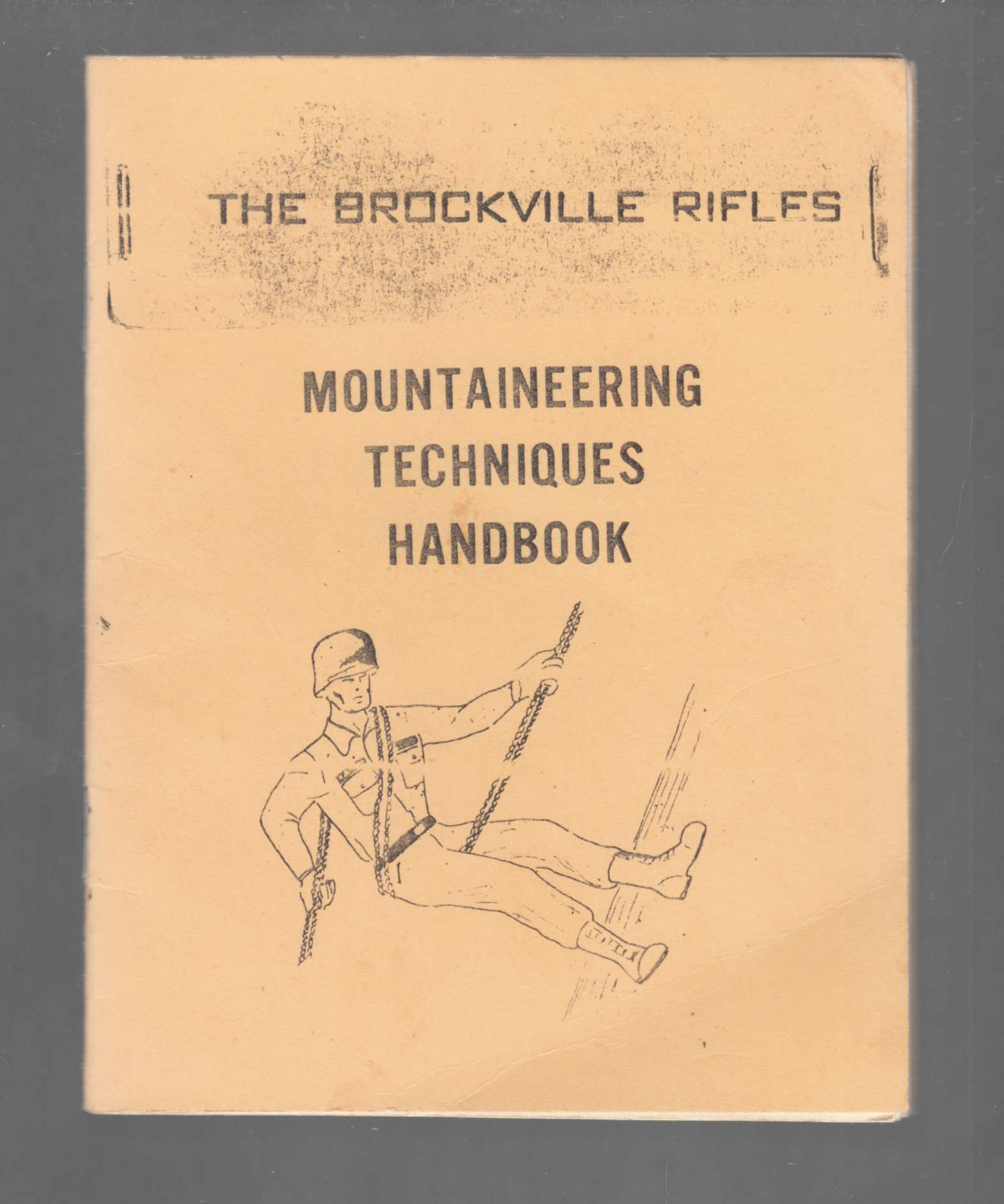 Image for Mountaineering Techniques Handbook