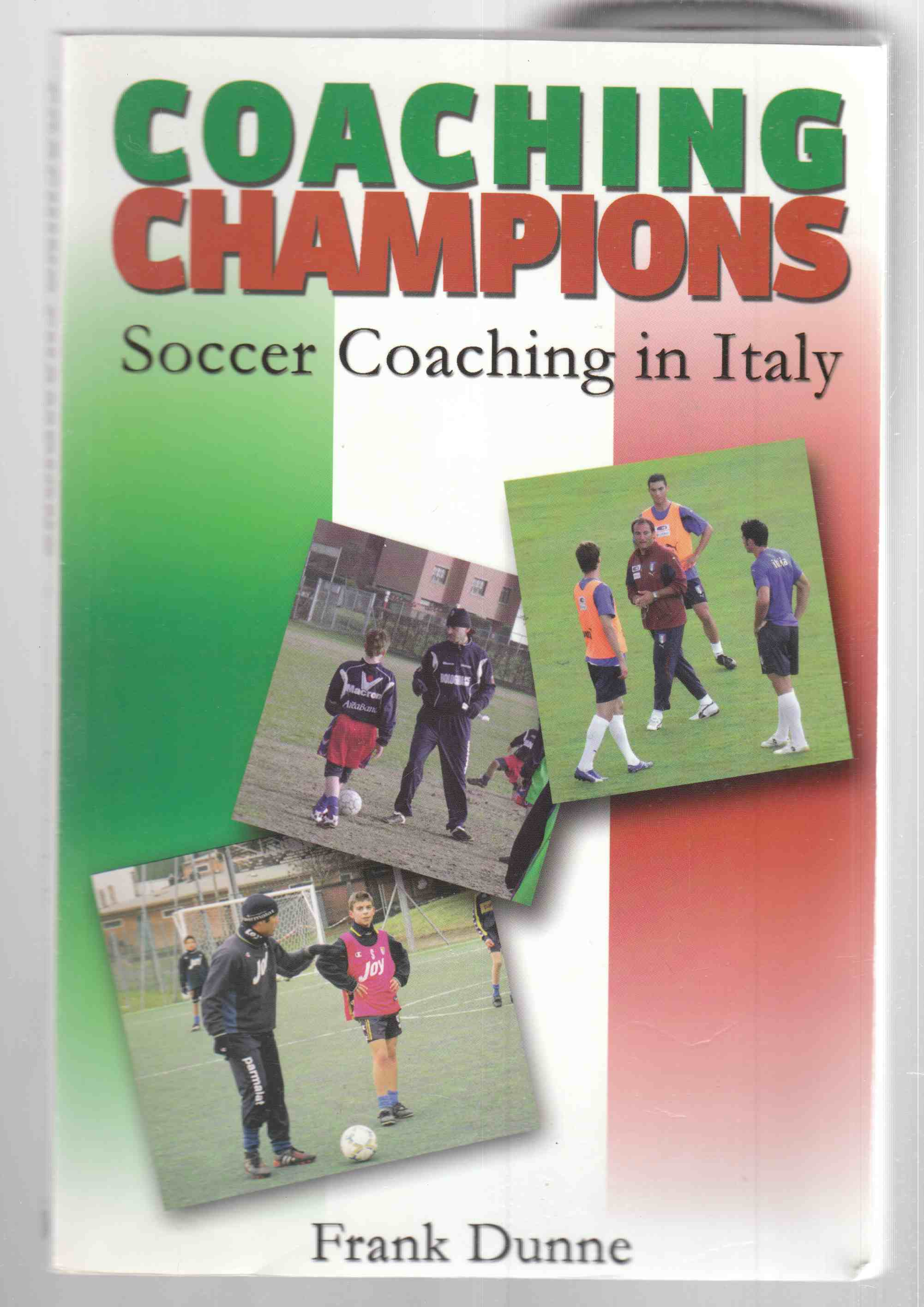 Image for Coaching Champions  Soccer Coaching in Italy