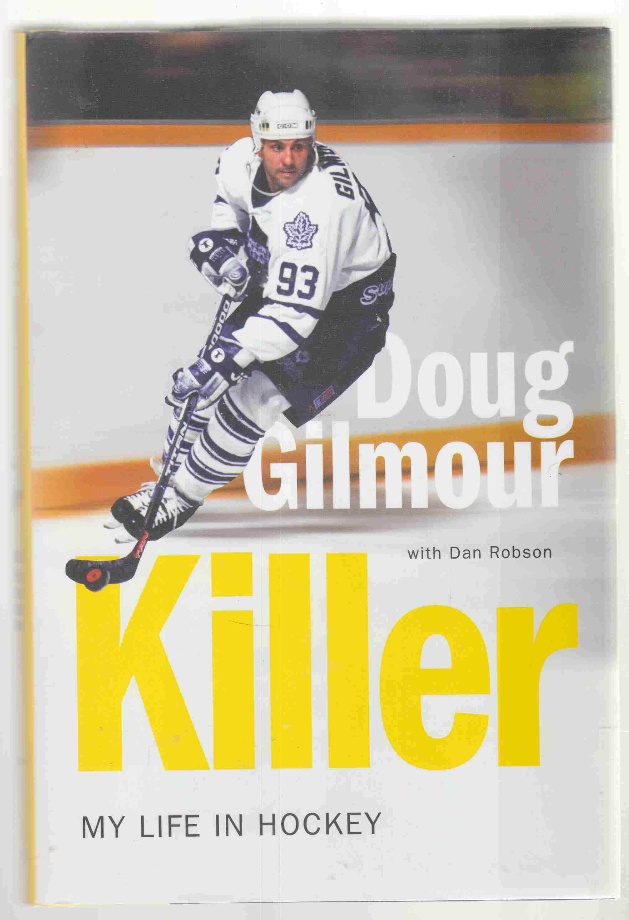 Image for Killer My Life in Hockey