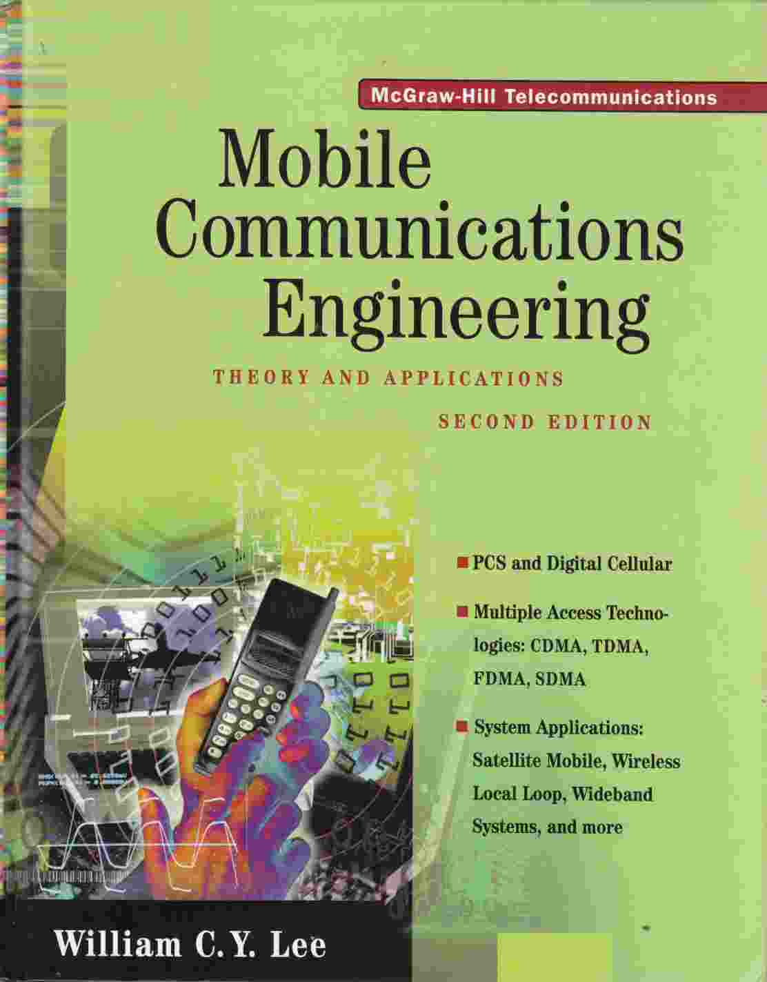 Image for Mobile Communications Engineering Theory and Applications (Second Edition)