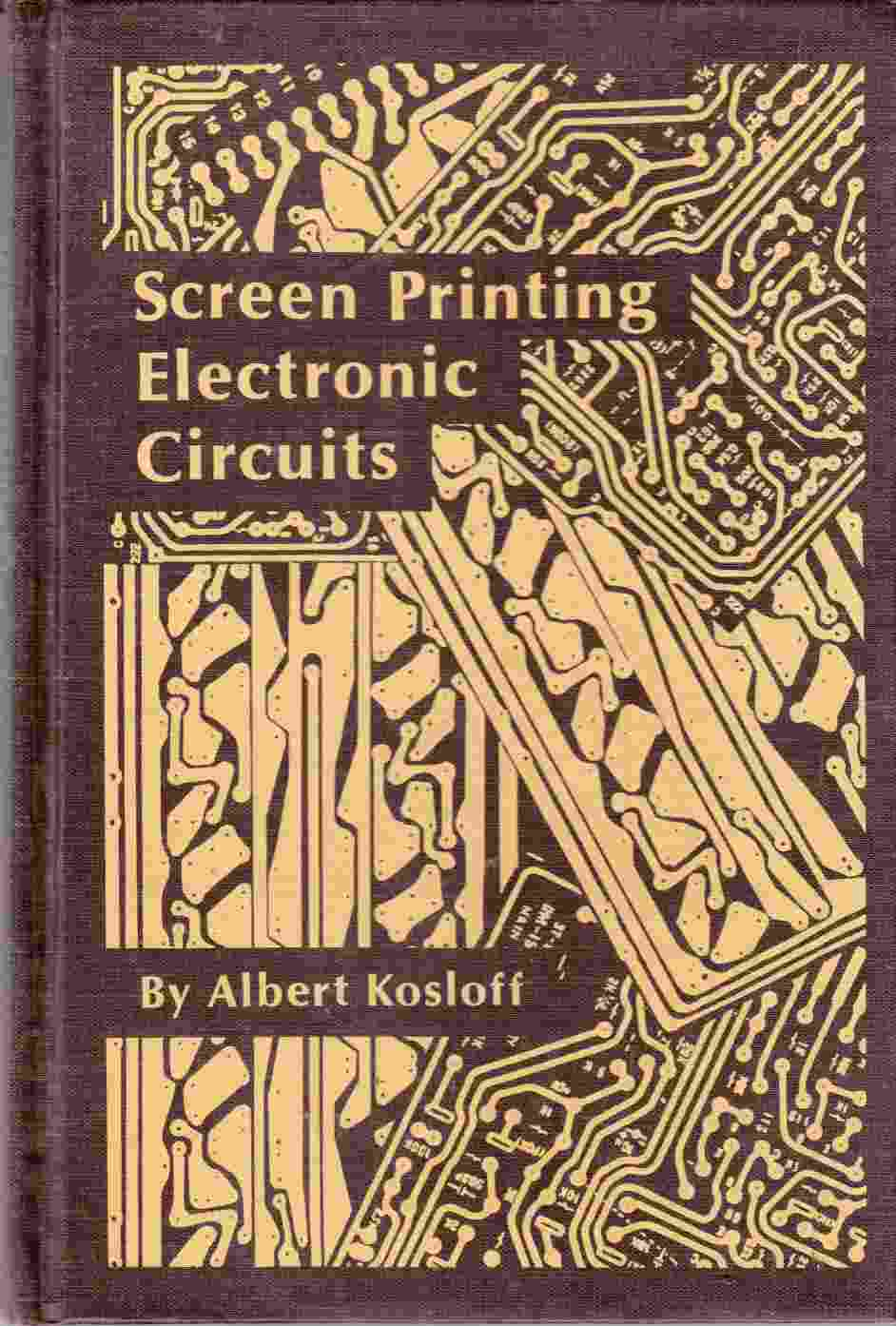Image for Screen Printing for Electronic Circuits