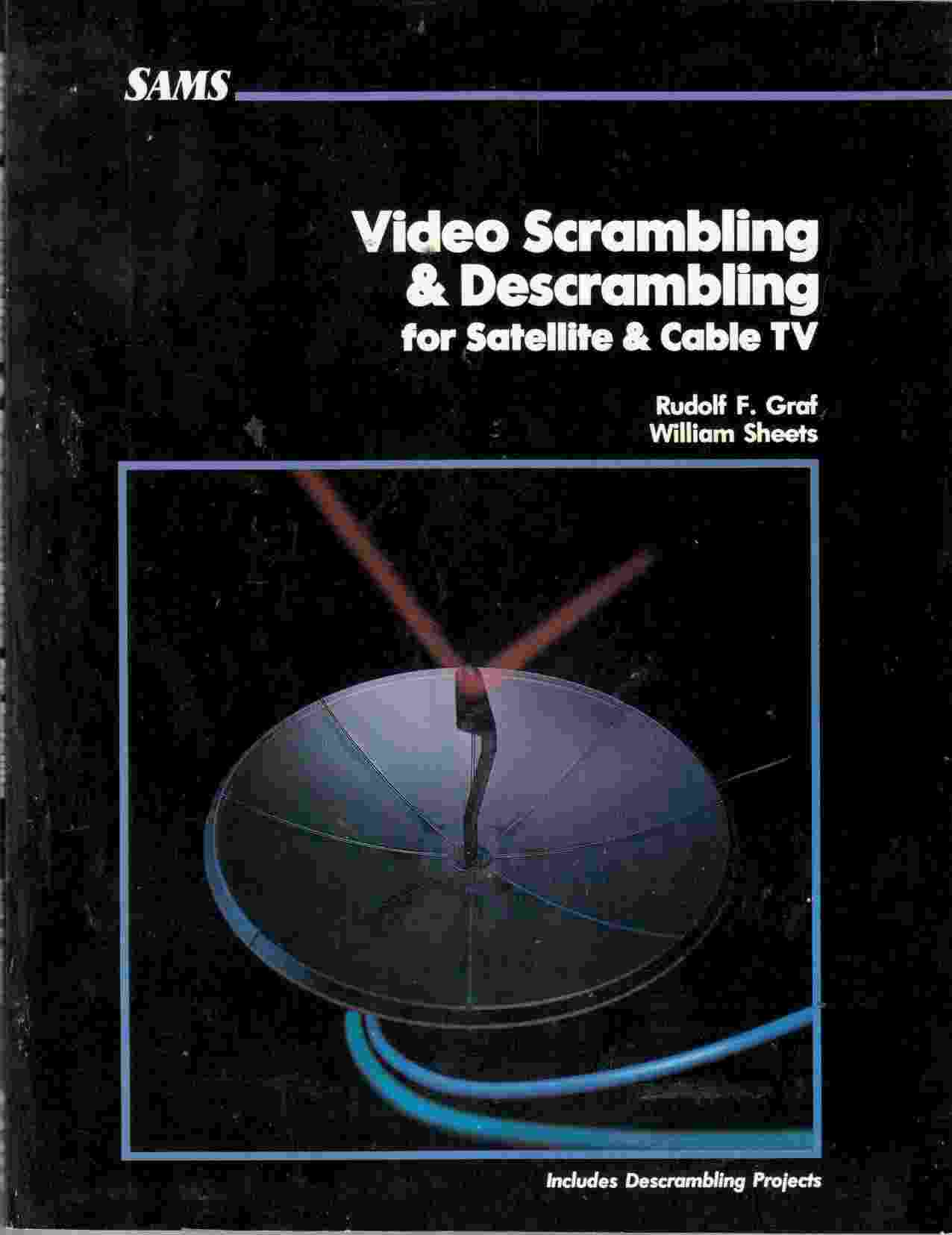 Image for Video Scrambling & Descrambling for Satellite & Cable TV