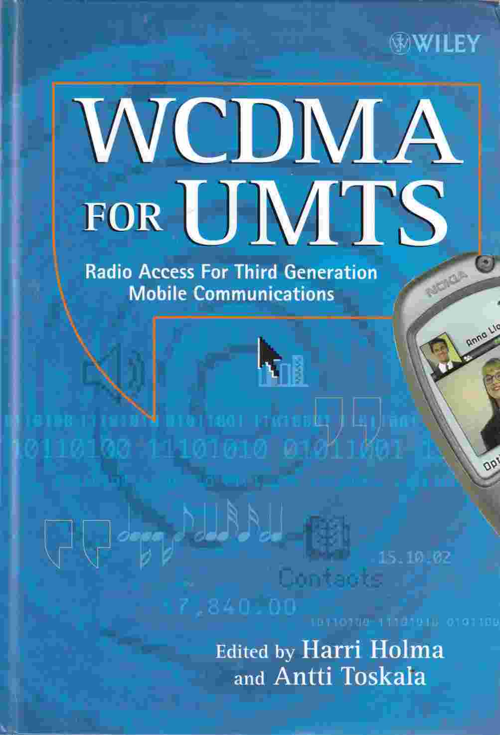Image for WCDMA for UMTS Radio Access for Third Generation Mobile Communications