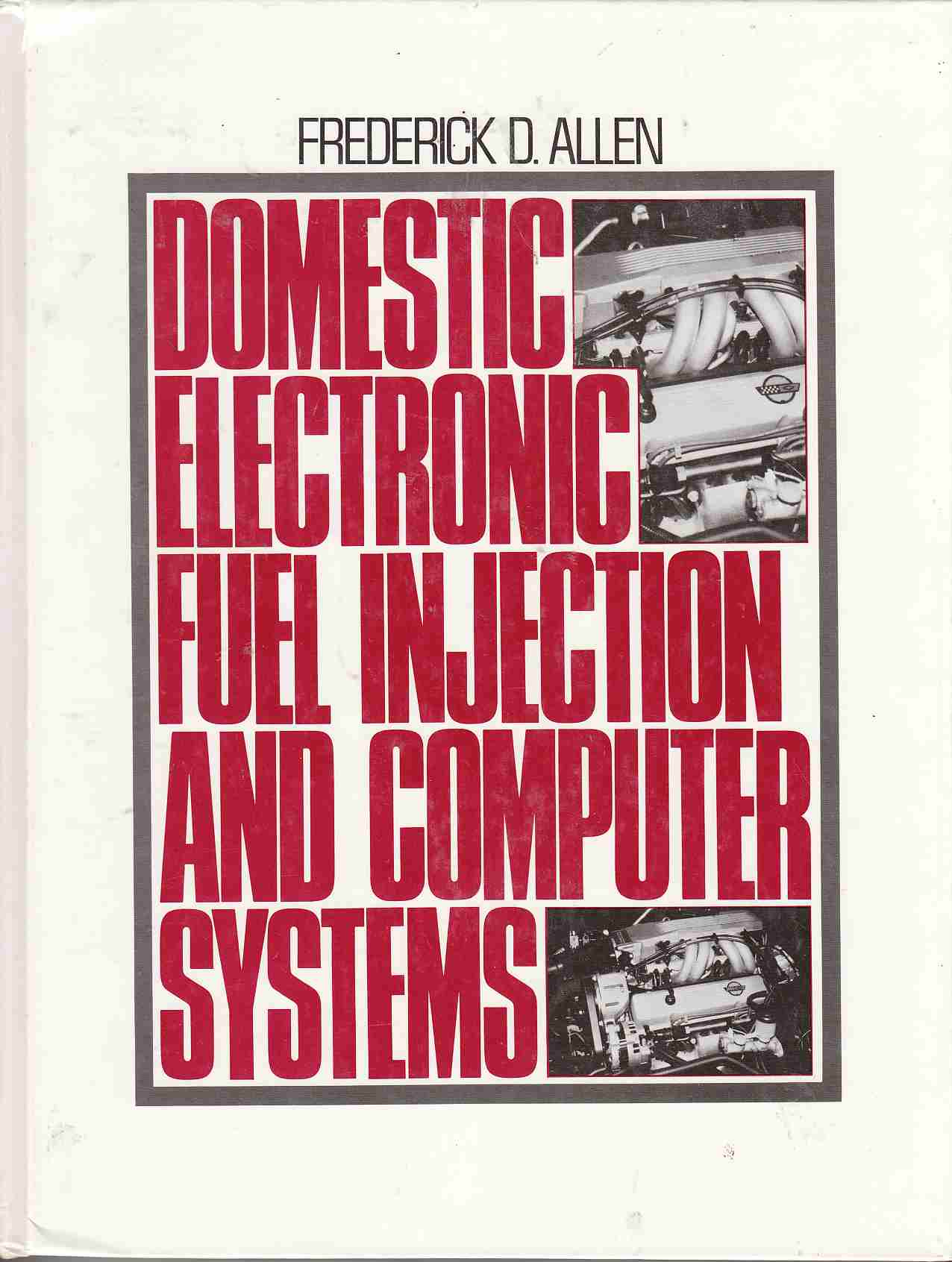 Image for Domestic Electronic Fuel Injection and Computer Systems