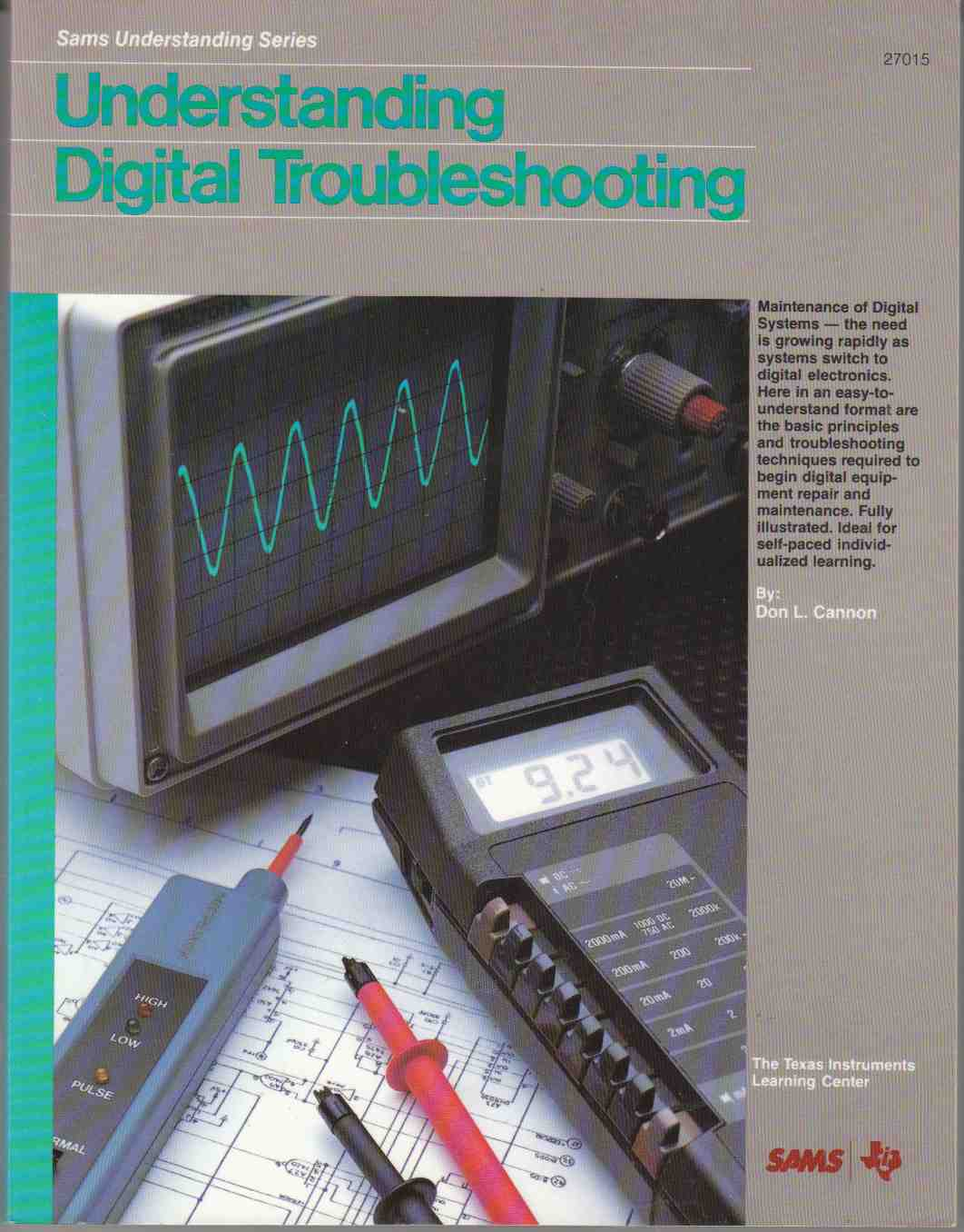 Image for Understanding Digital Troubleshooting