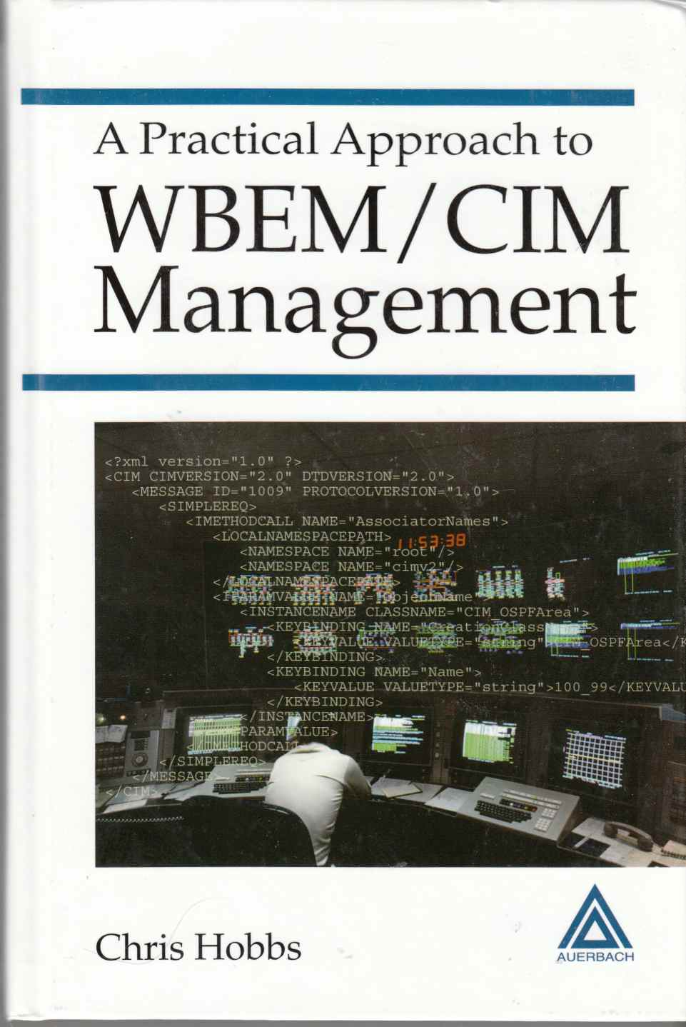 Image for A Practical Approach to WBEM/CIM Management