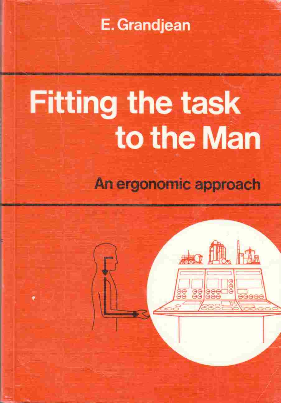 Image for Fitting the Task to the Man:  An Ergonomic Approach