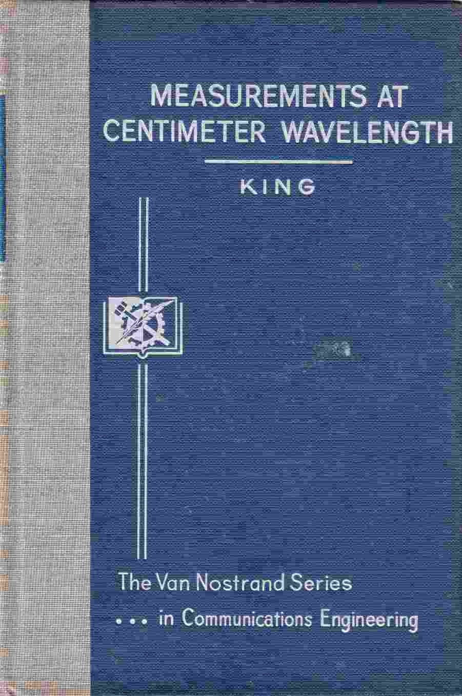 Image for Measurements At Centimeter Wavelength
