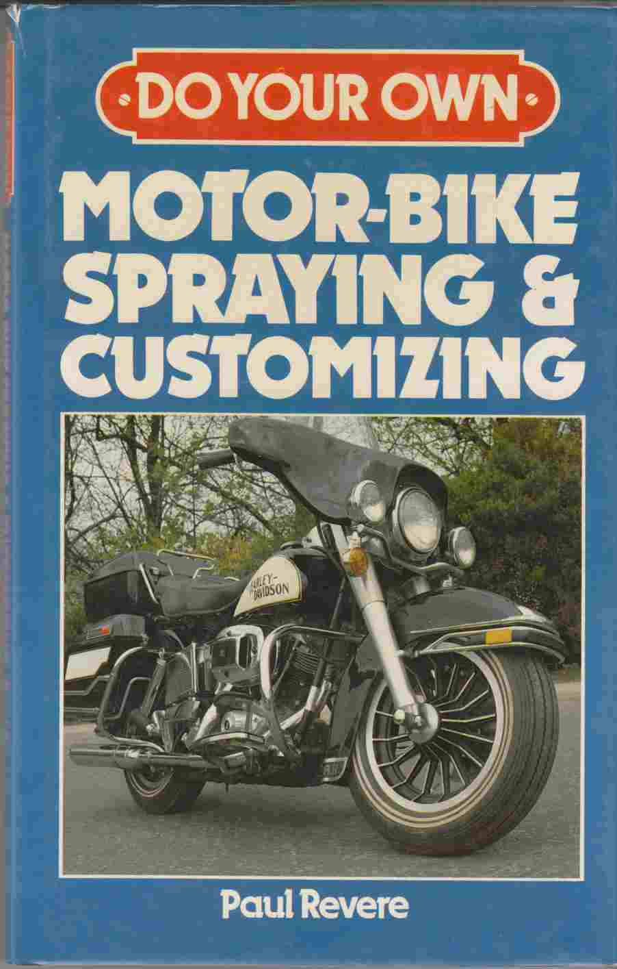 Image for Do Your Own Motor-Bike Spraying & Customizing