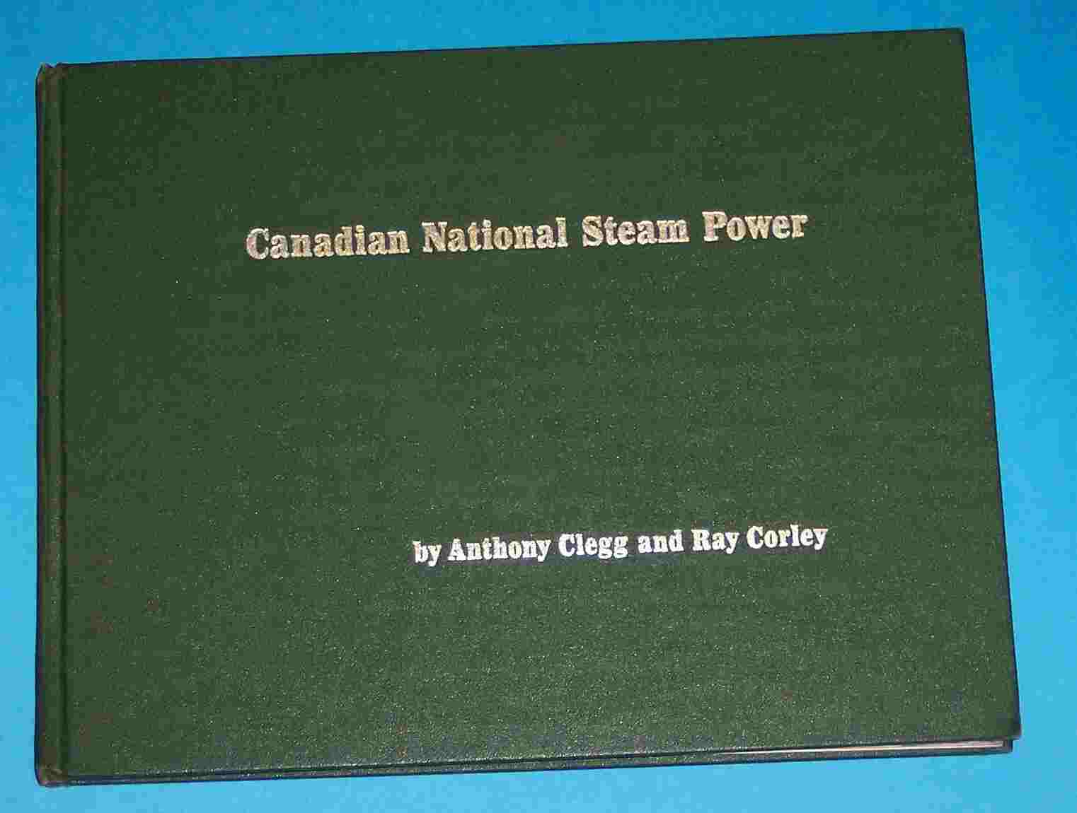 Image for Canadian National Steam Power
