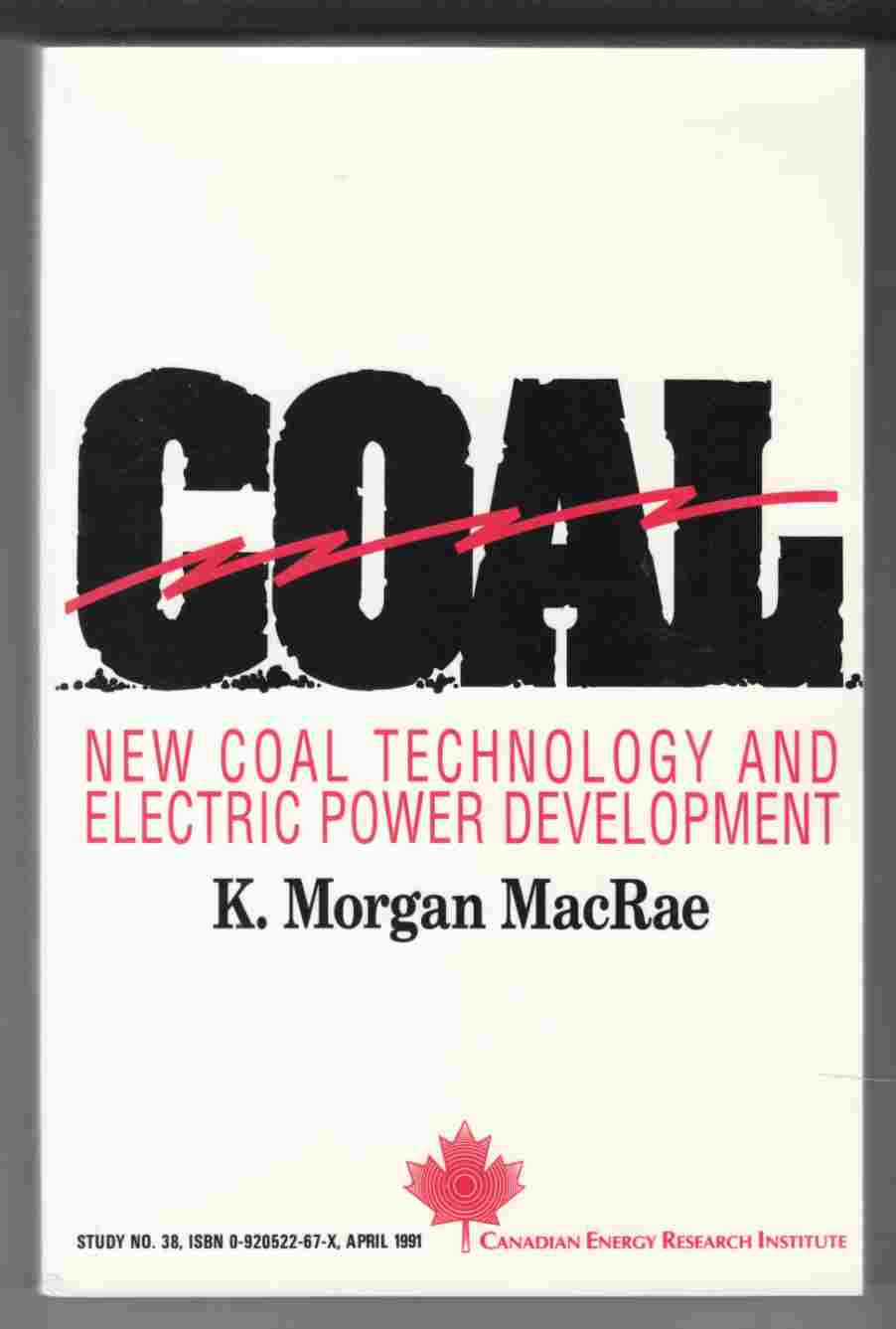 Image for New Coal Technology and Electric Power Development