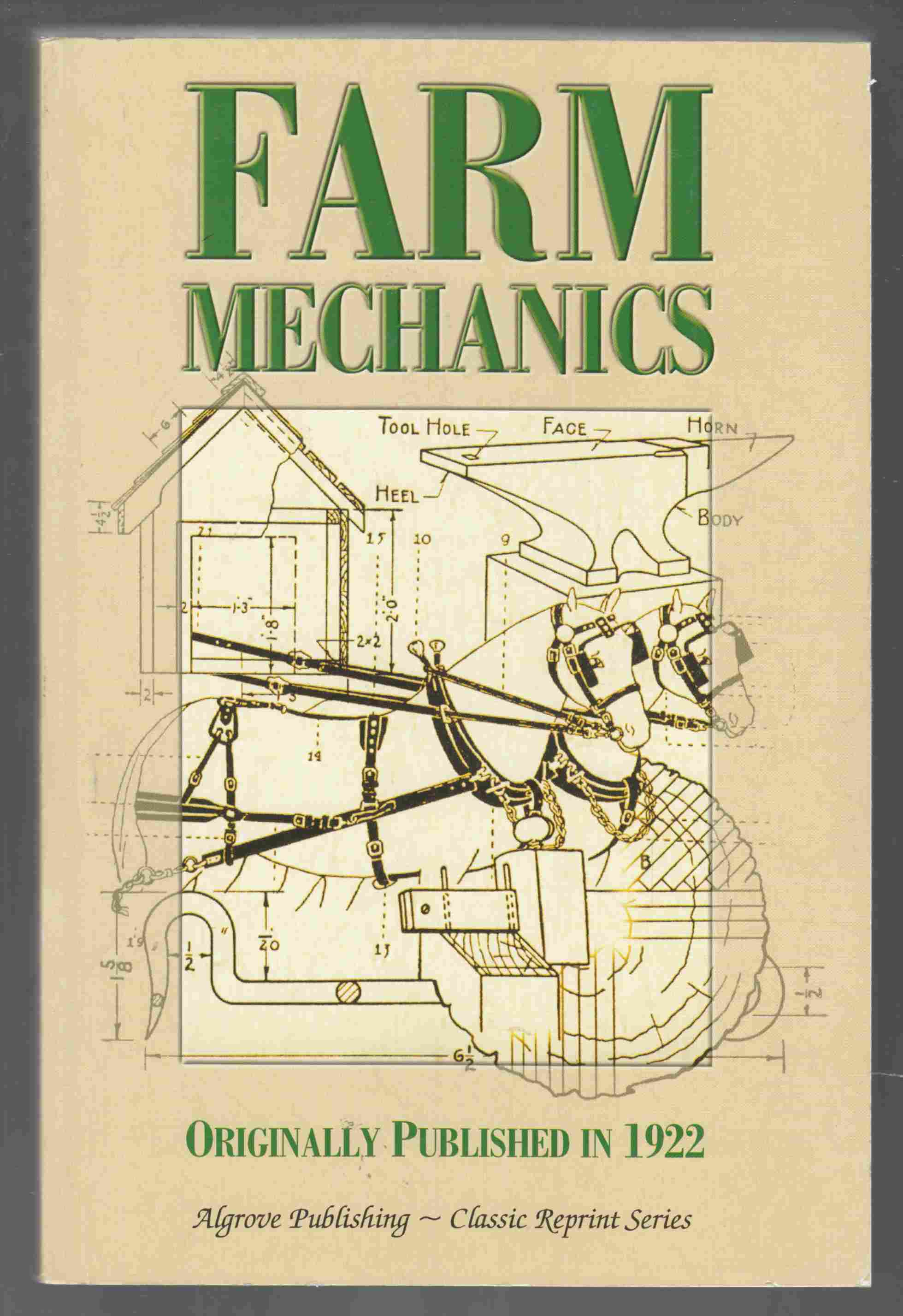 Image for Farm Mechanics