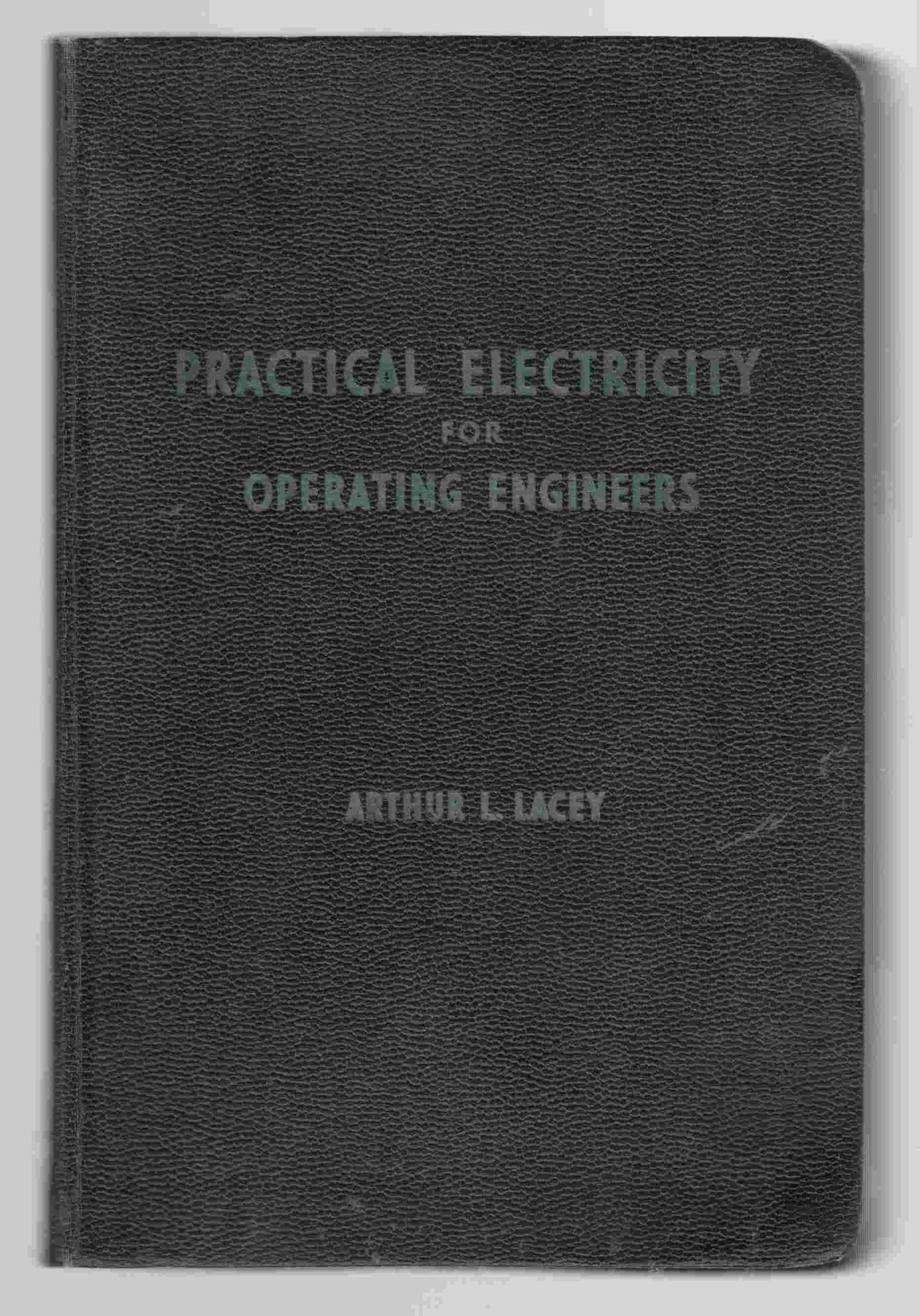 Image for Practical Electricity for Operating Engineers