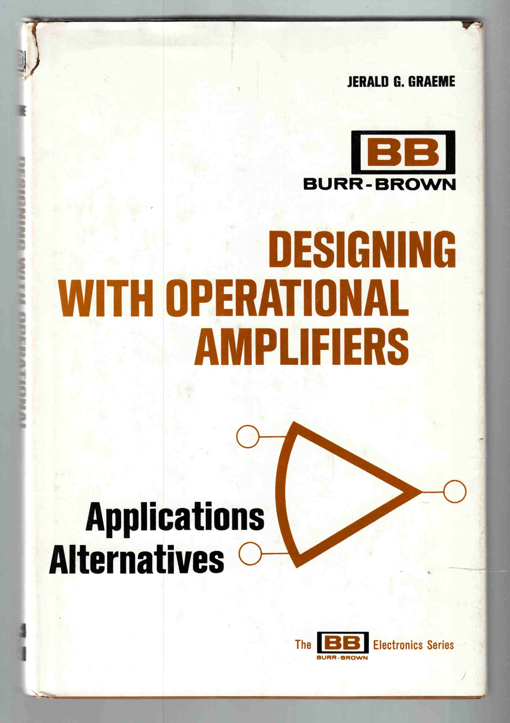 Image for Designing with Operational Amplifiers Applications Alternatives