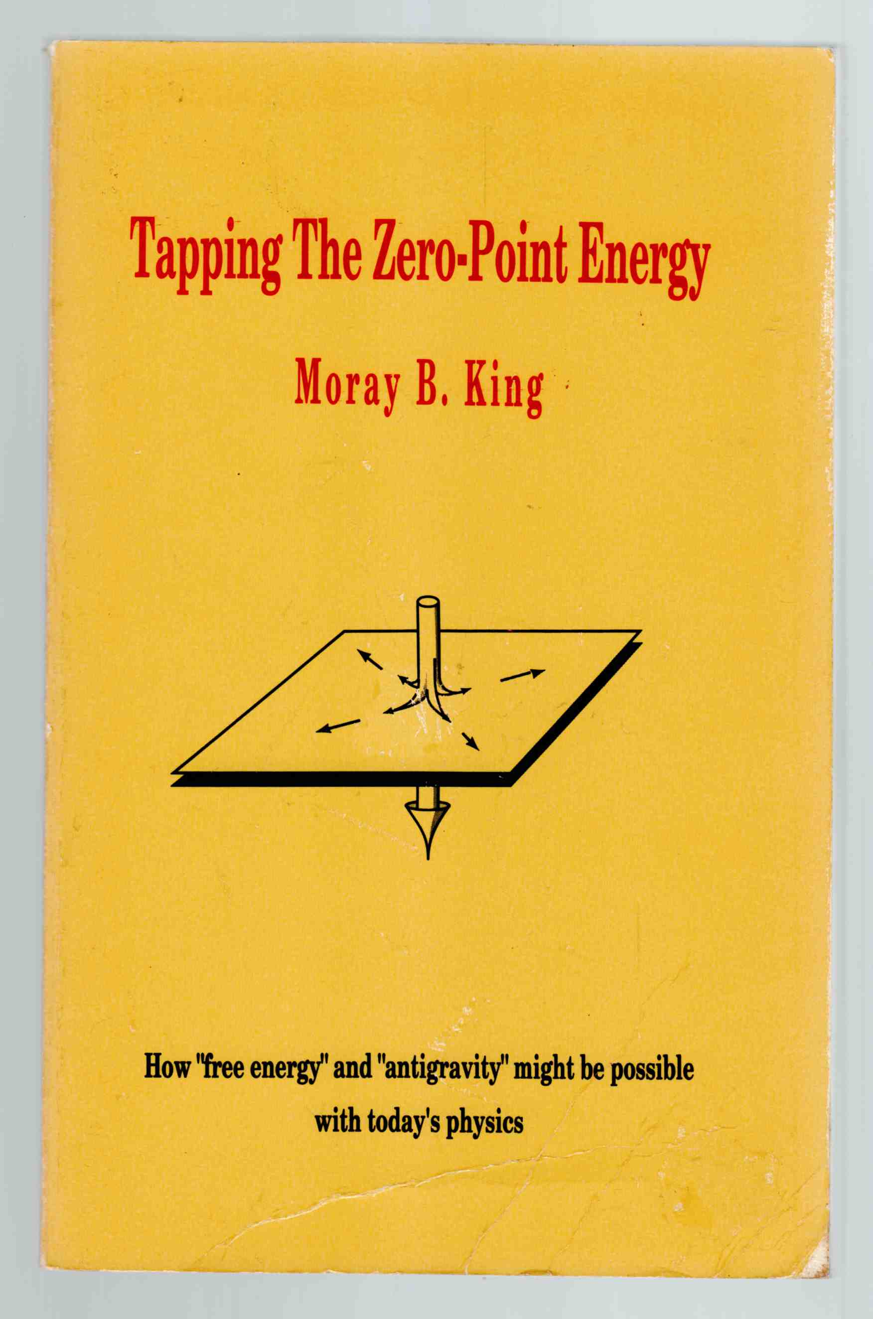 Image for Tapping the Zero-Point Energy
