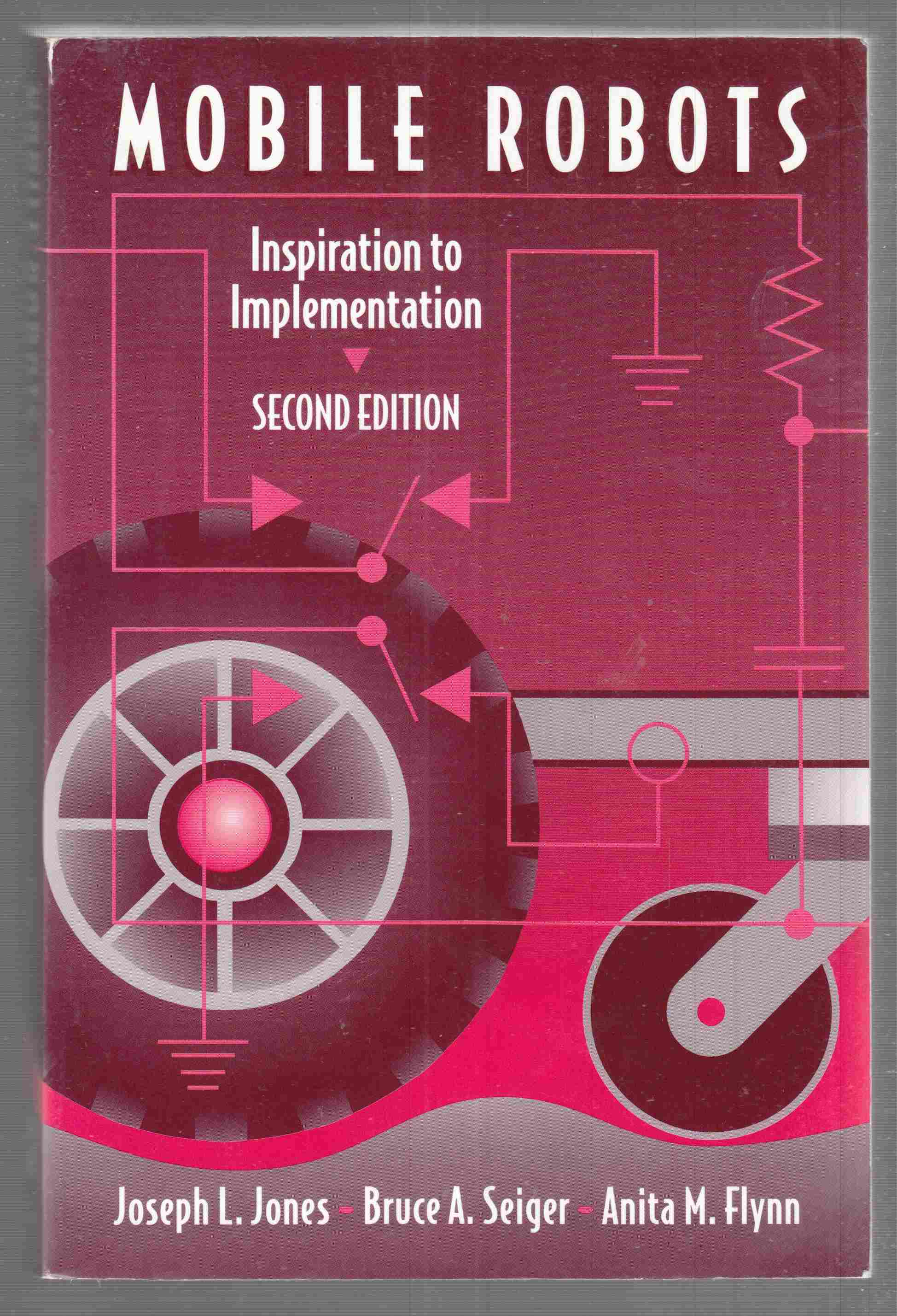 Image for Mobile Robots  Inspiration to Implementation, Second Edition