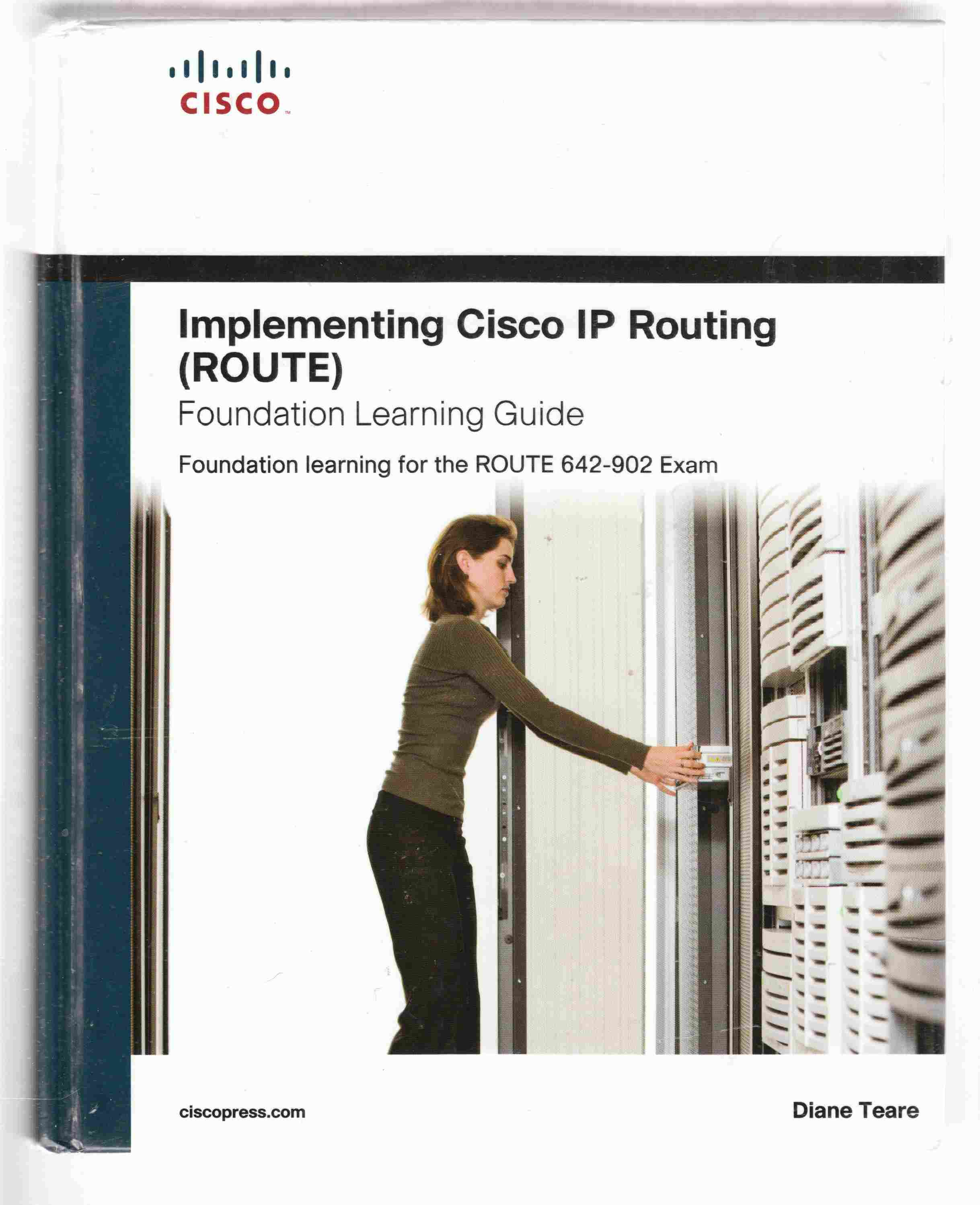 Image for Implementing Cisco IP Routing (ROUTE) Foundation Learning Guide