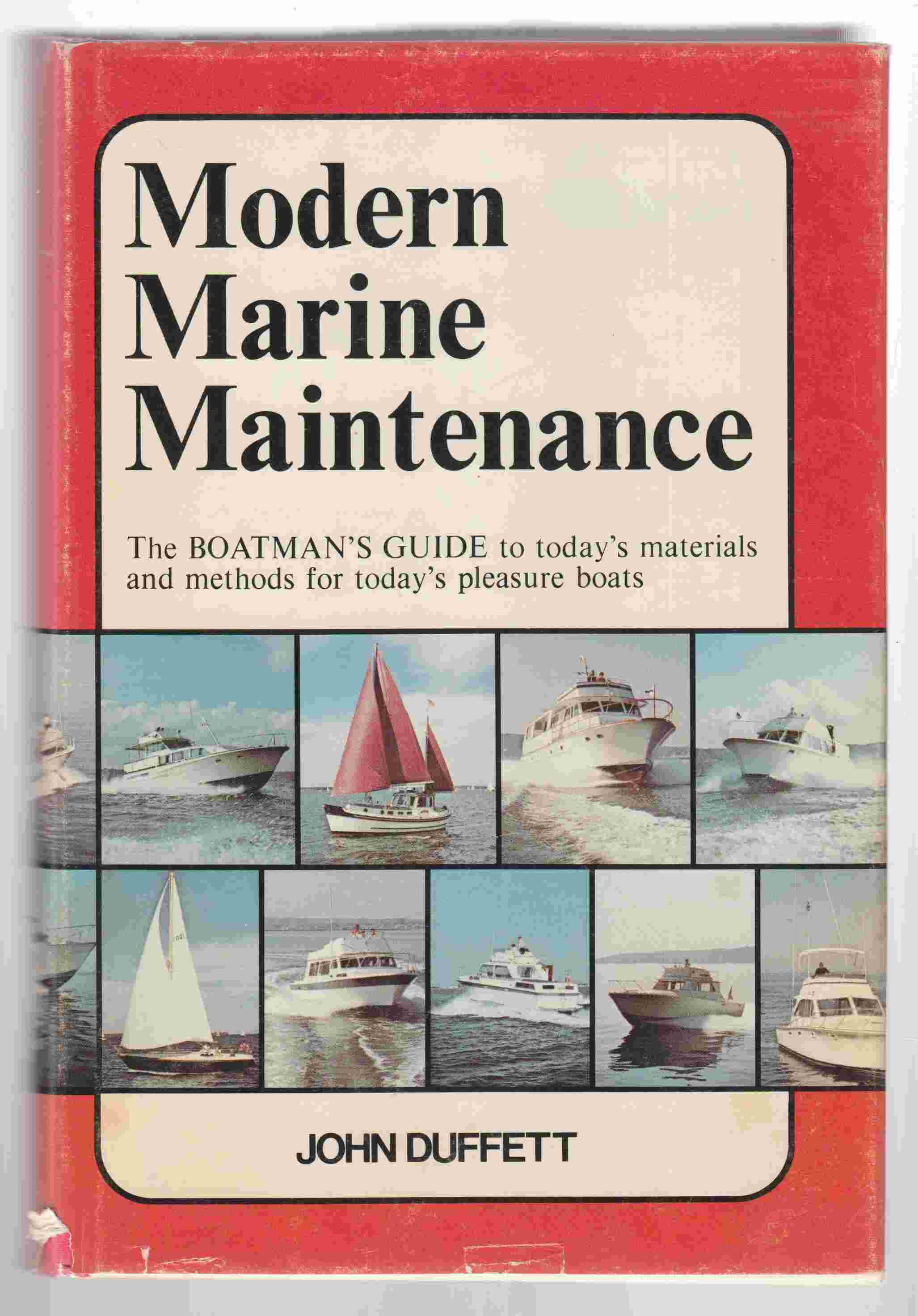 Image for Modern Marine Maintenance