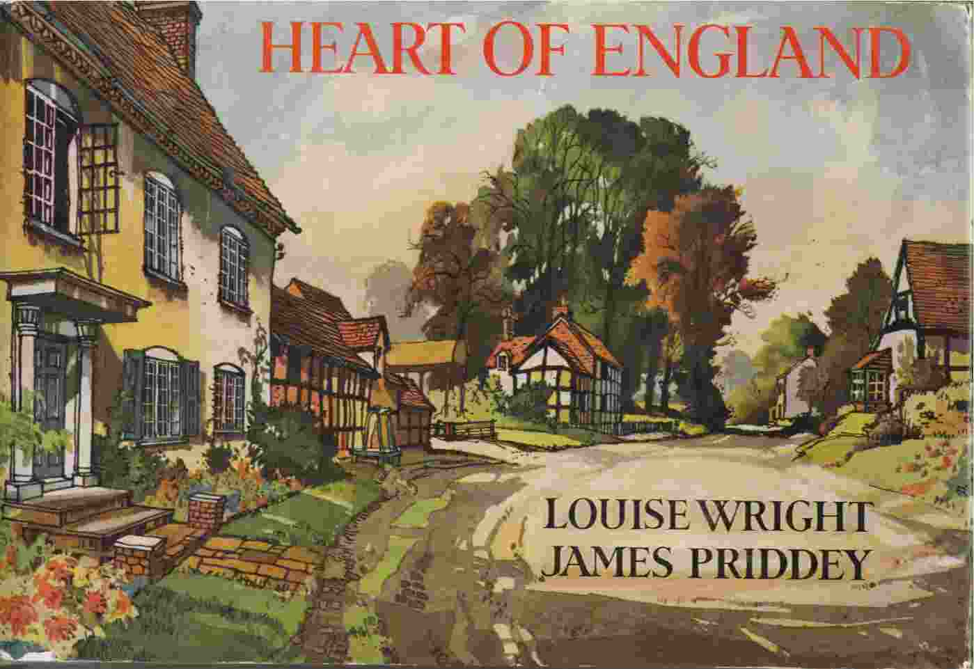 Image for Heart of England