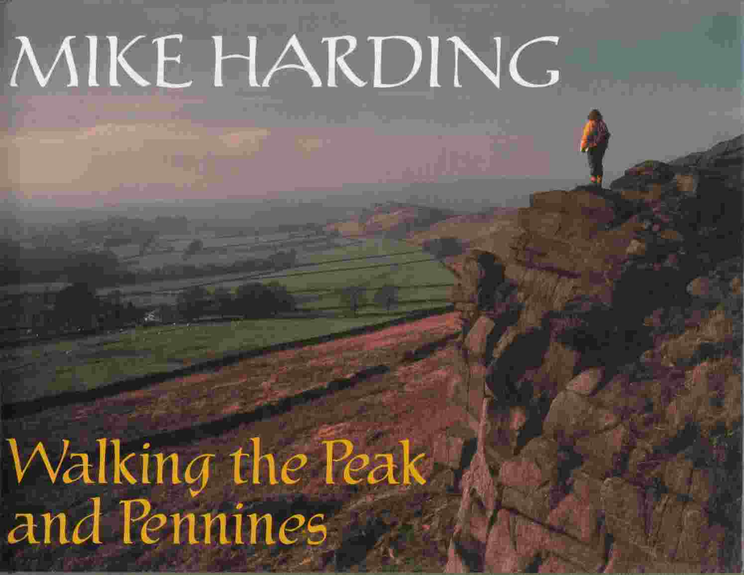 Image for Walking the Peak and Pennines