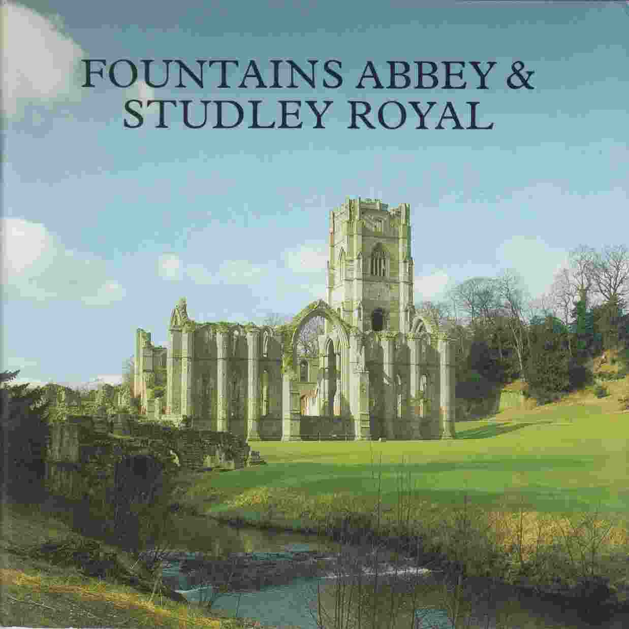 Image for Fountains Abbey and Studley Royal, North Yorkshire
