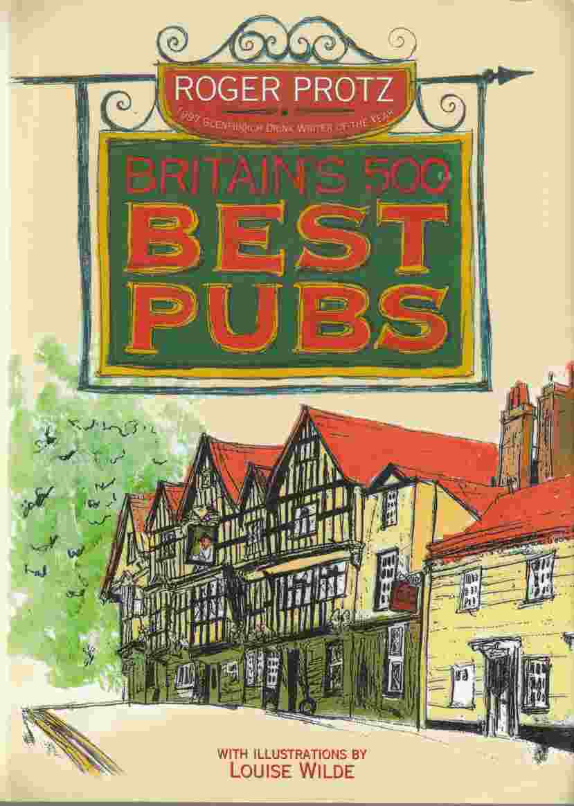 Image for Britain's 500 Best Pubs
