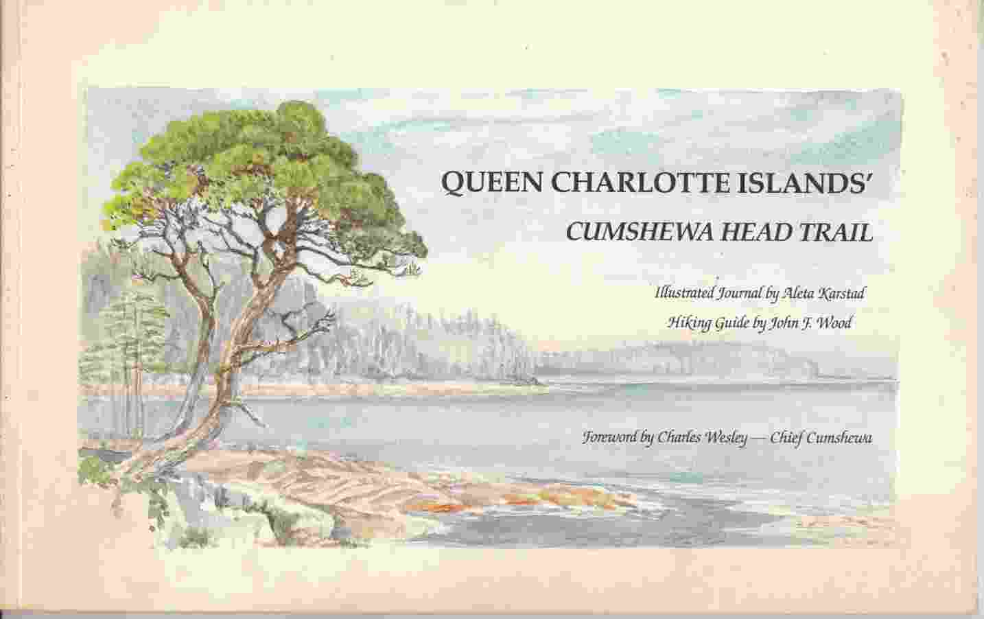 Image for Queen Charlotte Islands' Cumshewa Head Trail
