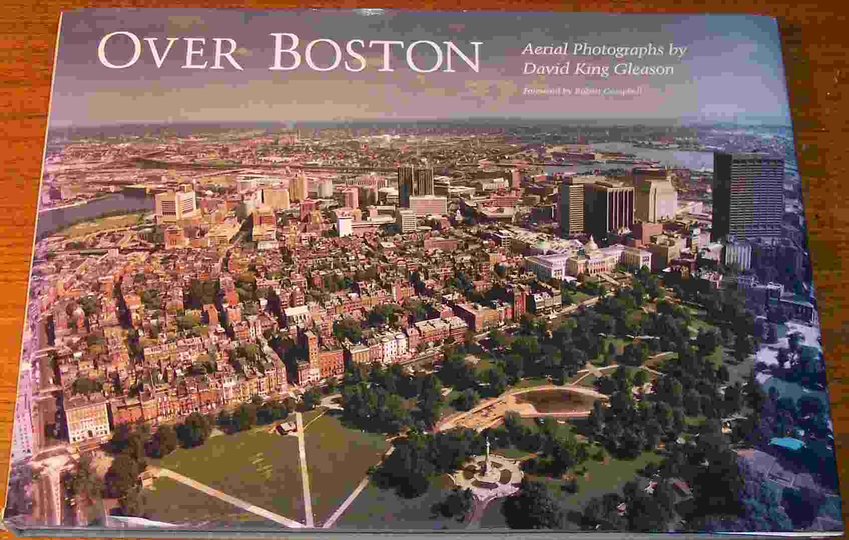 Image for Over Boston Aerial Photographs