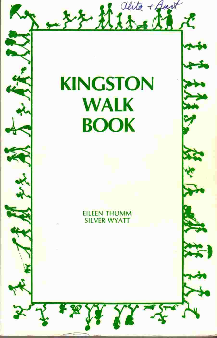 Image for Kingston Walk Book