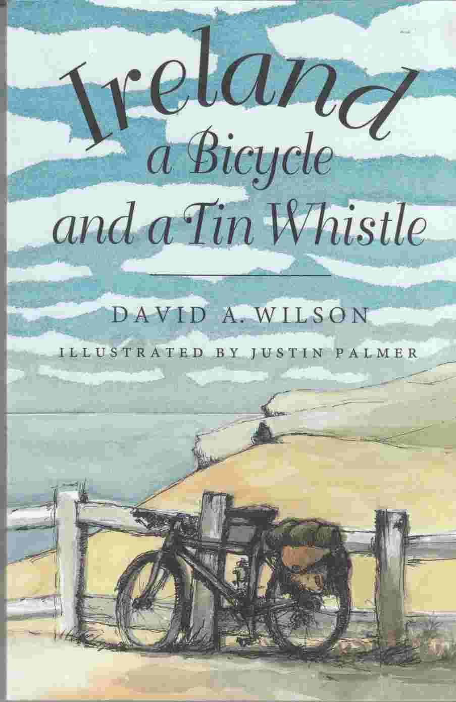 Image for Ireland, a Bicycle and a Tin Whistle