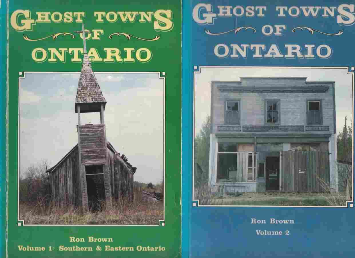 Image for Ghost Towns of Ontario Volume 1 and 2