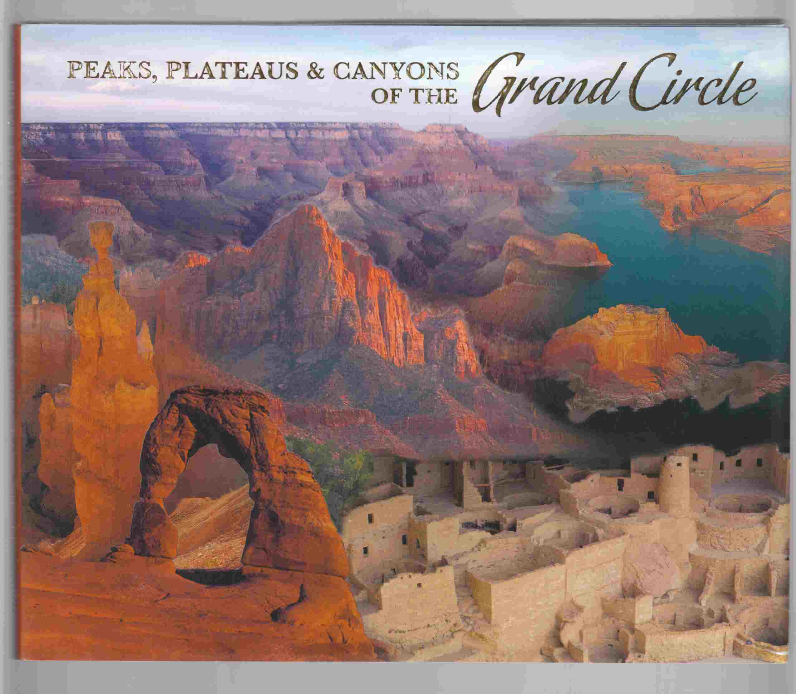 Image for Peaks, Plateaus and Canyons of the Grand Canyon