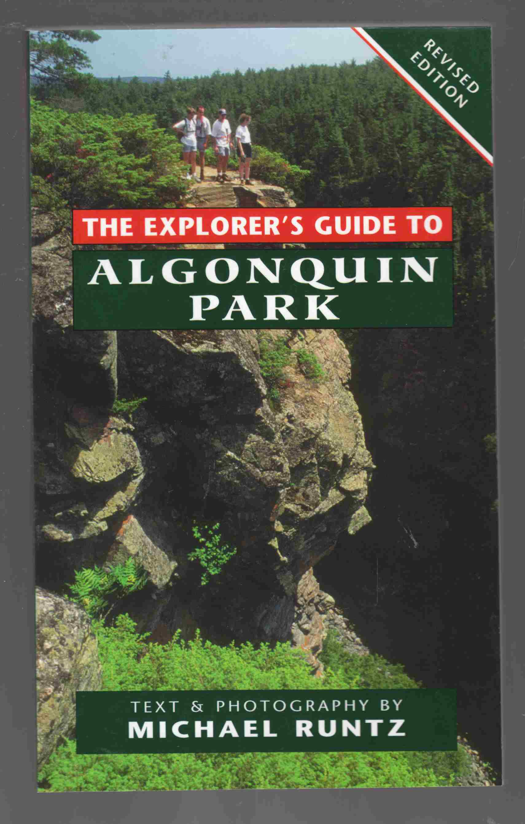 Image for The Explorer's Guide to Algonquin Park