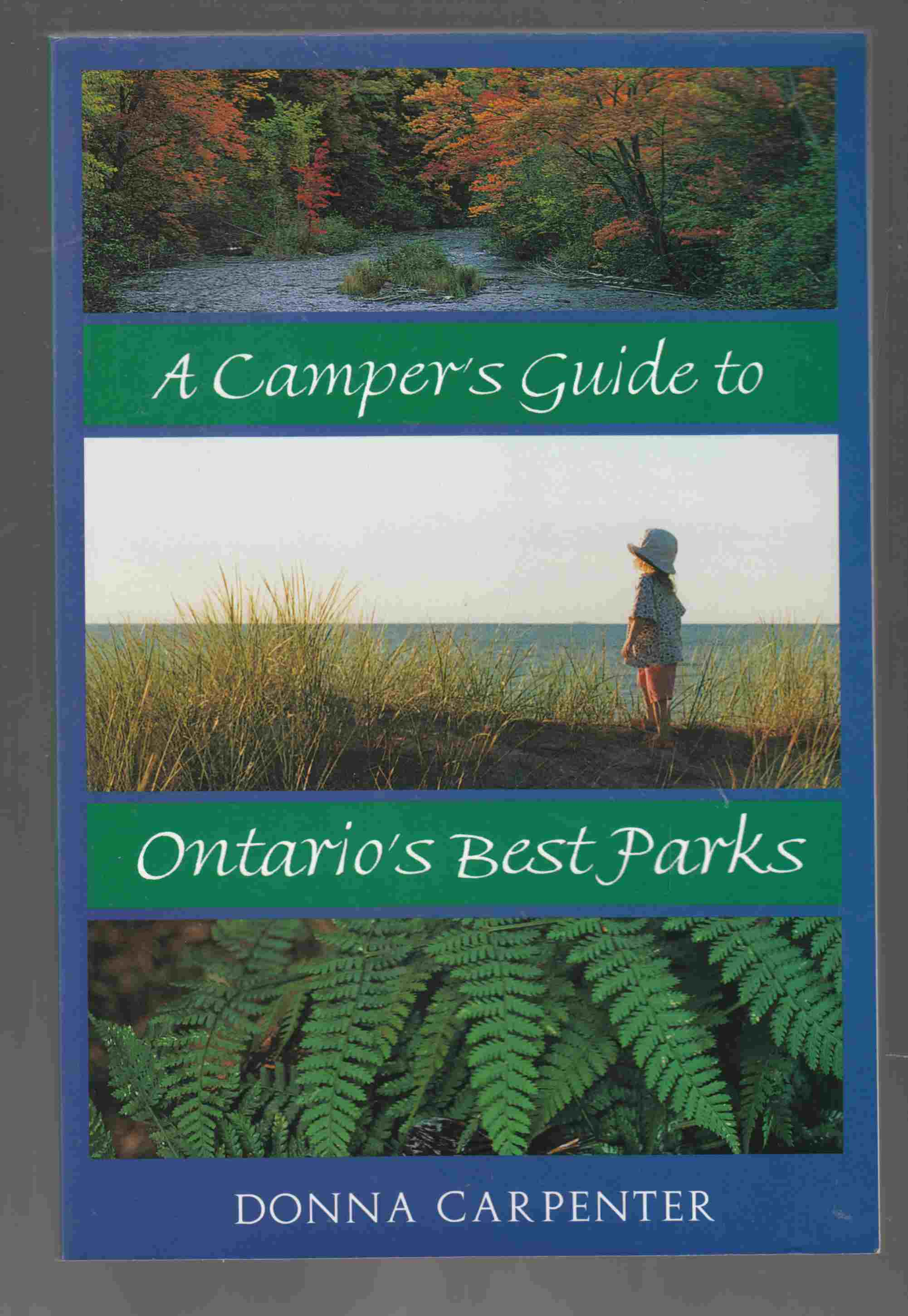 Image for A Camper's Guide to Ontario's Best Parks