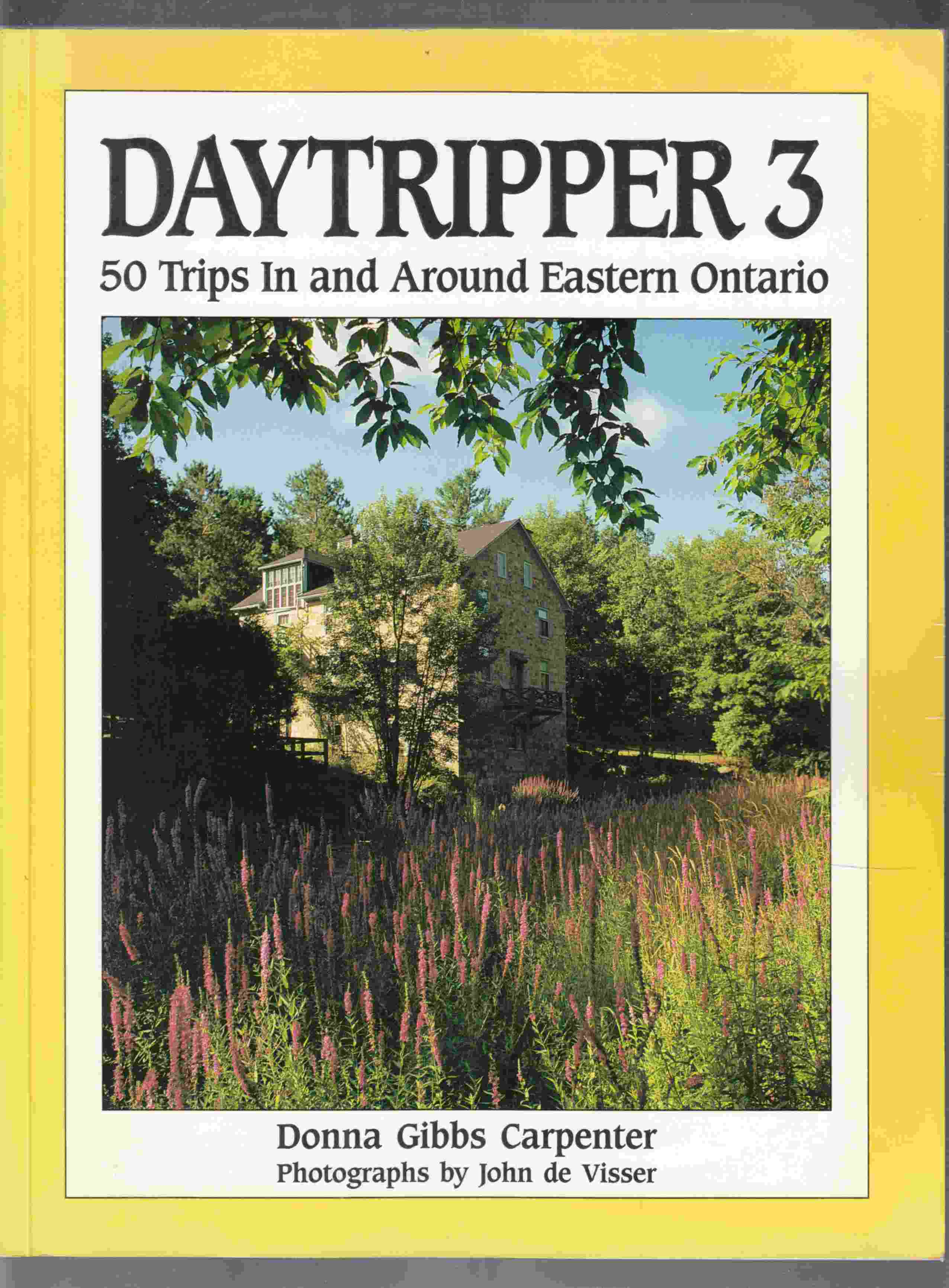 Image for Daytripper 3 50 Trips in and around Eastern Ontario