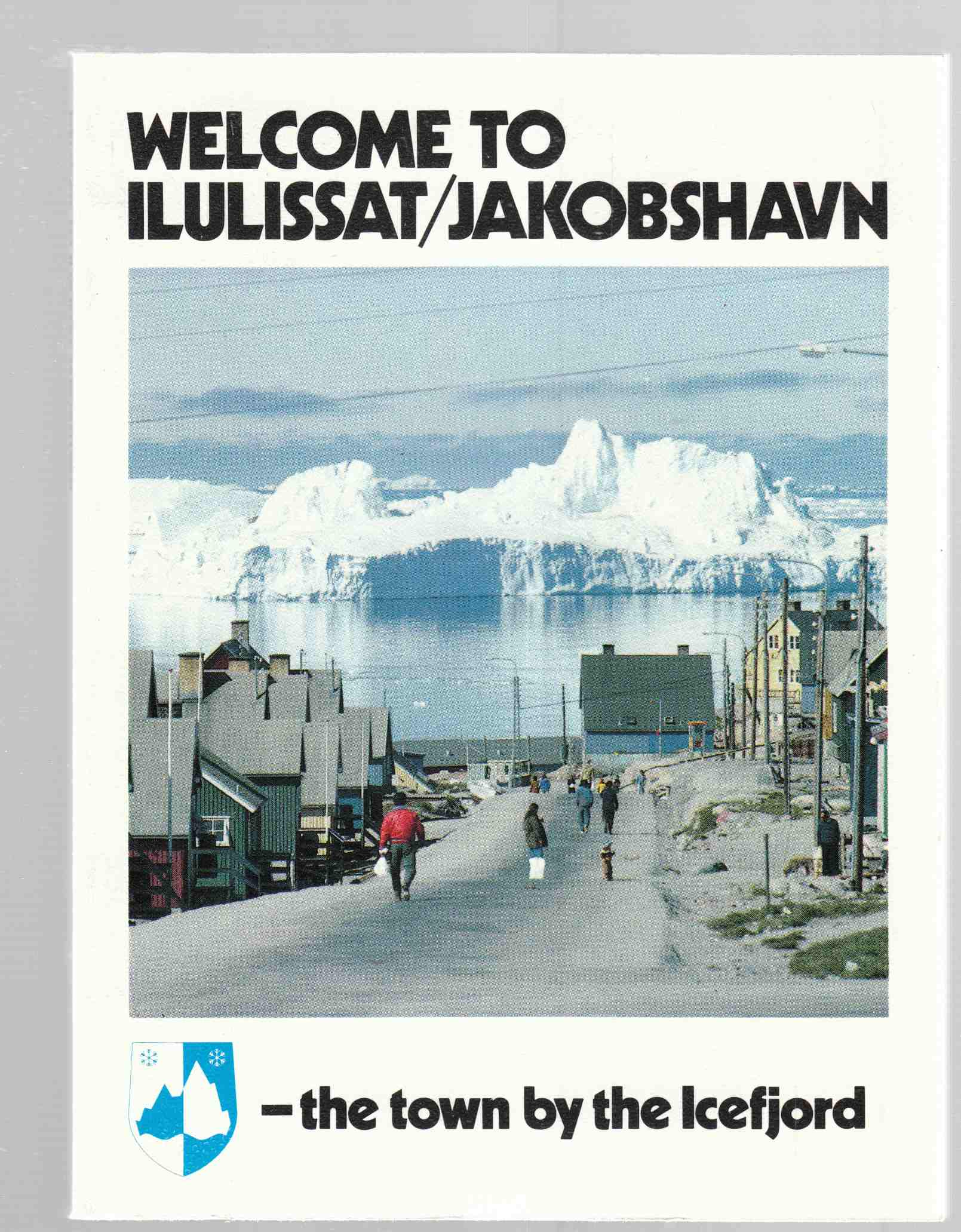 Image for Welcome to Ilulissat/Jakobshavn