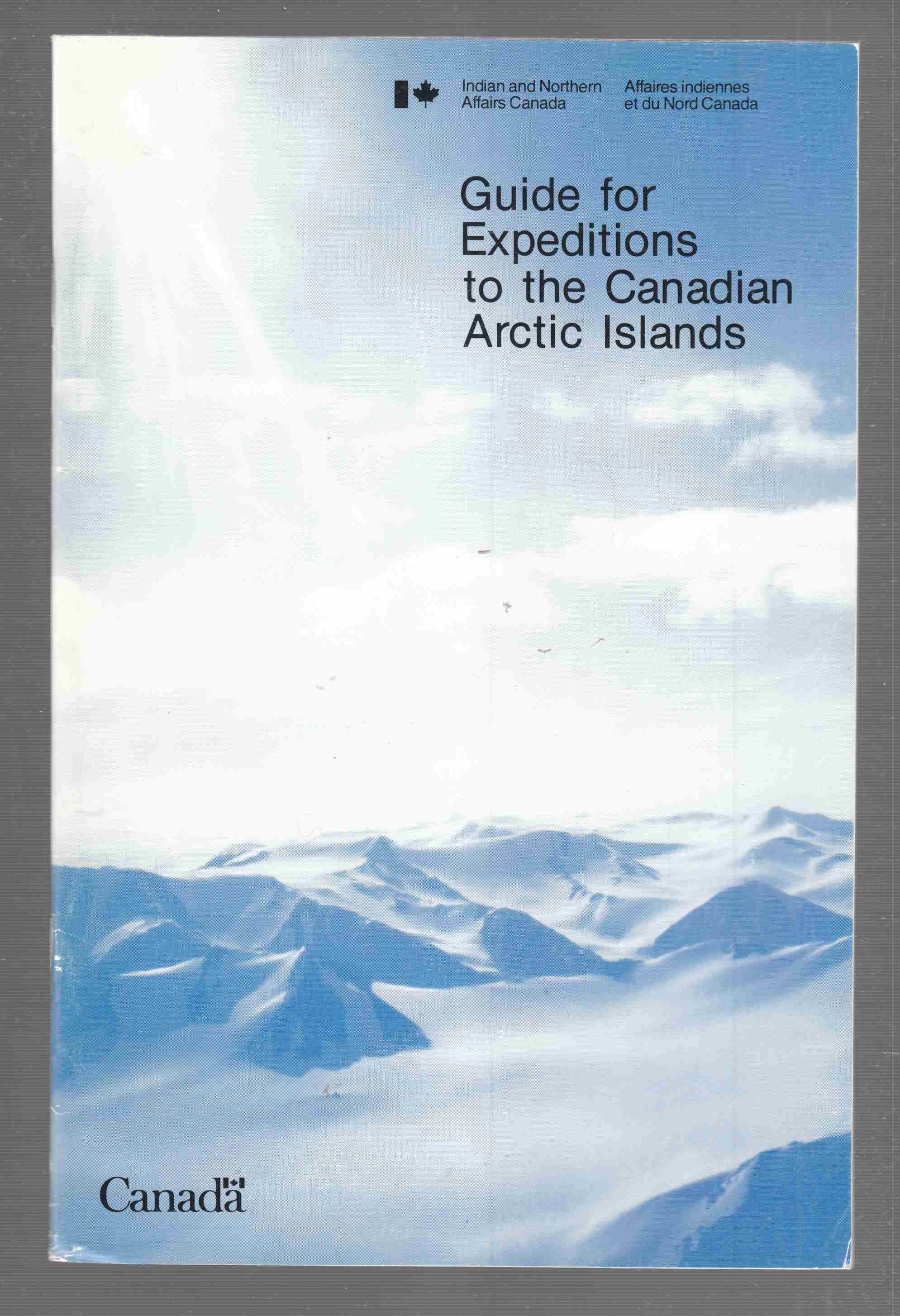 Image for Guide for Expeditions to the Canadian Arctic Islands