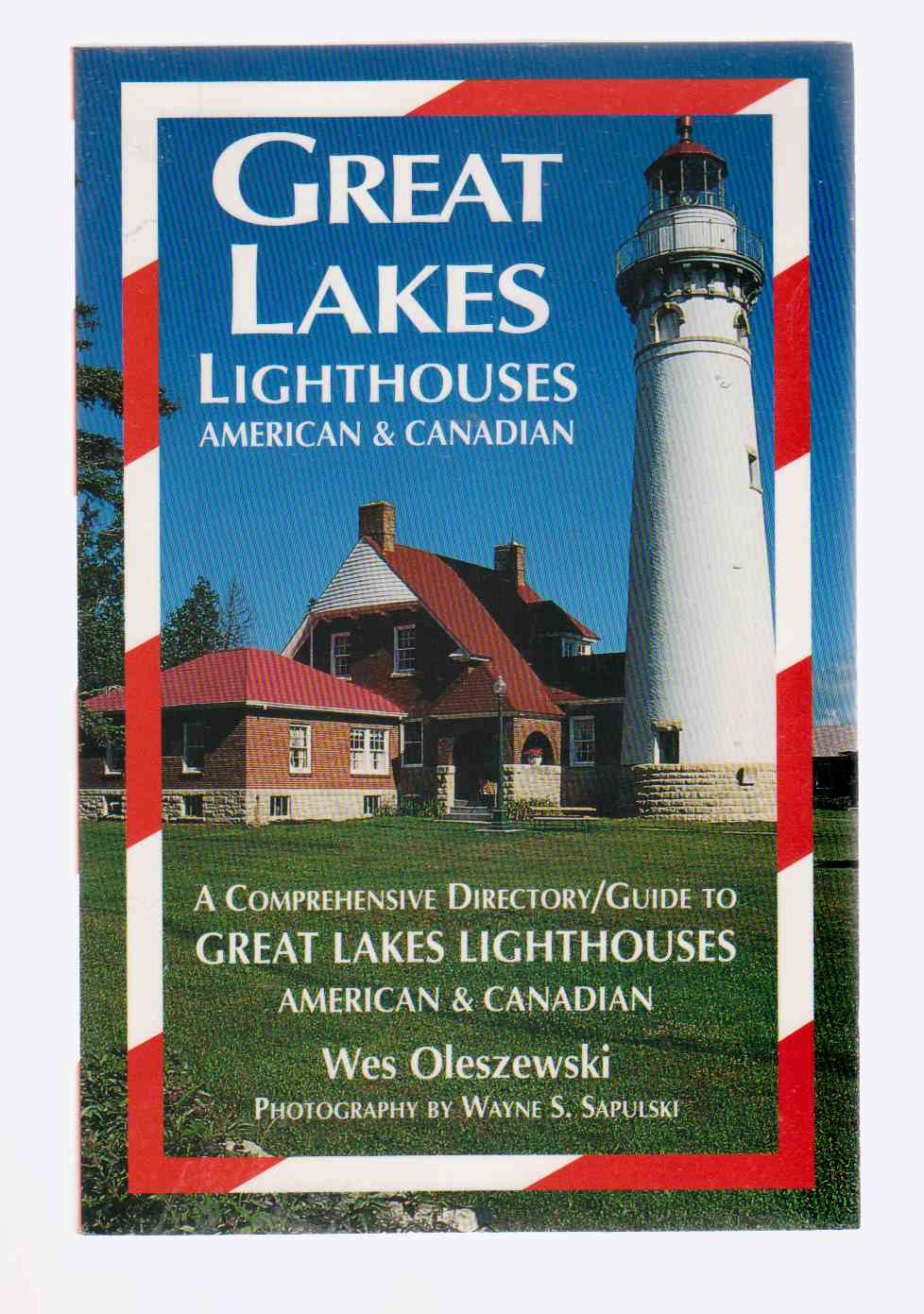Image for Great Lakes Lighthouses American and Canadian