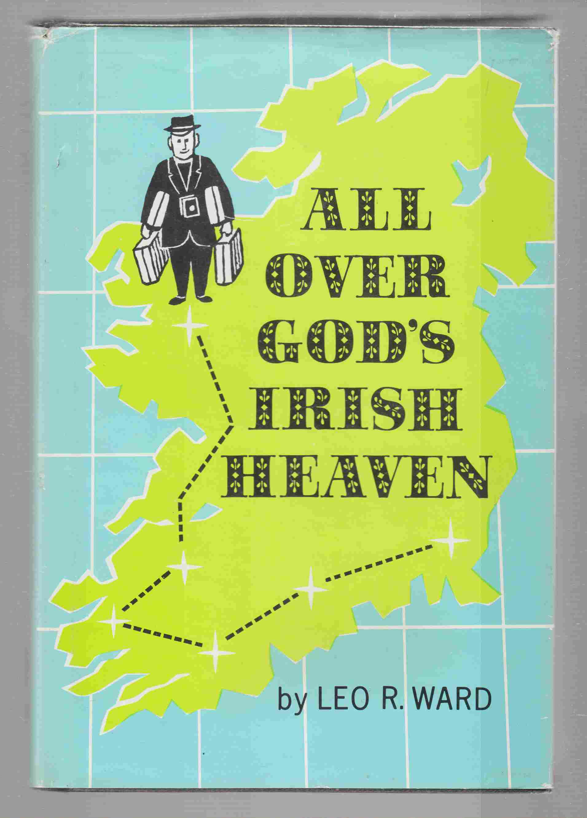 Image for All over God's Irish Heaven