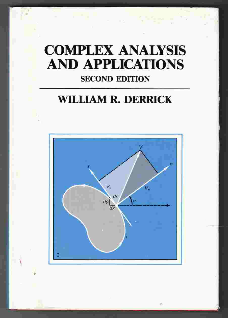 Image for Complex Analysis and Applications Second Edition