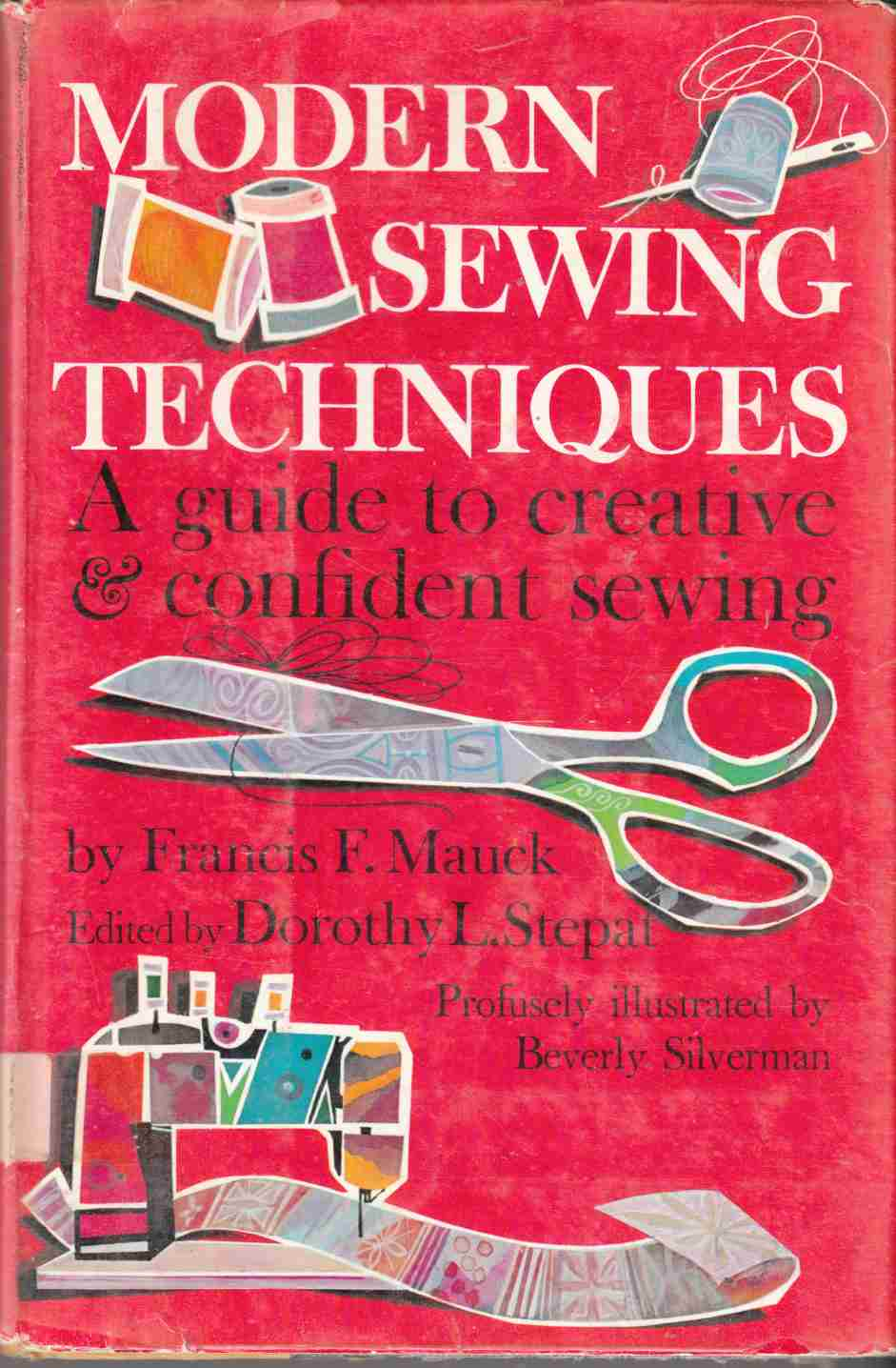 Image for Modern Sewing Techniques