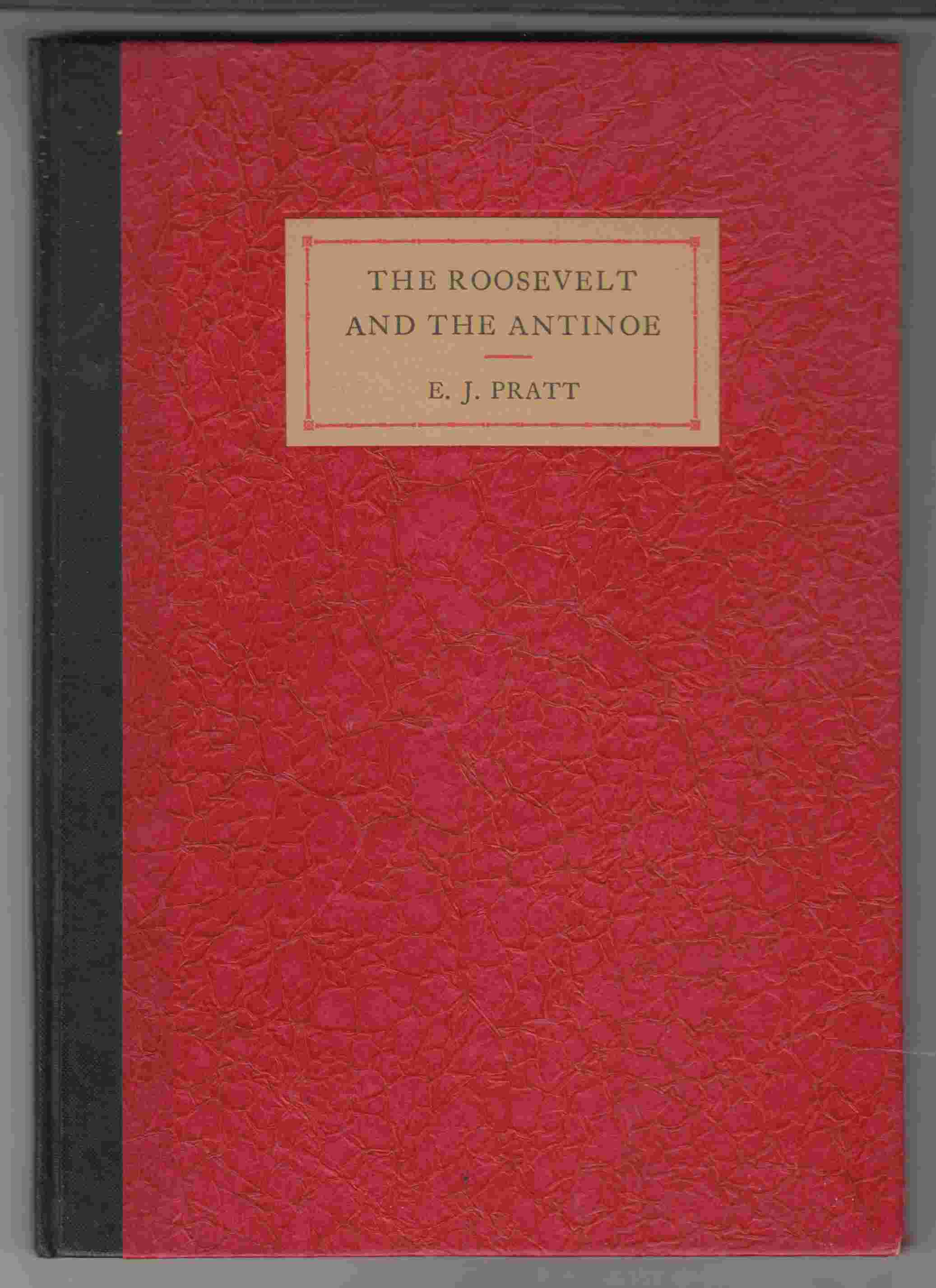 Image for The Roosevelt and the Antinoe